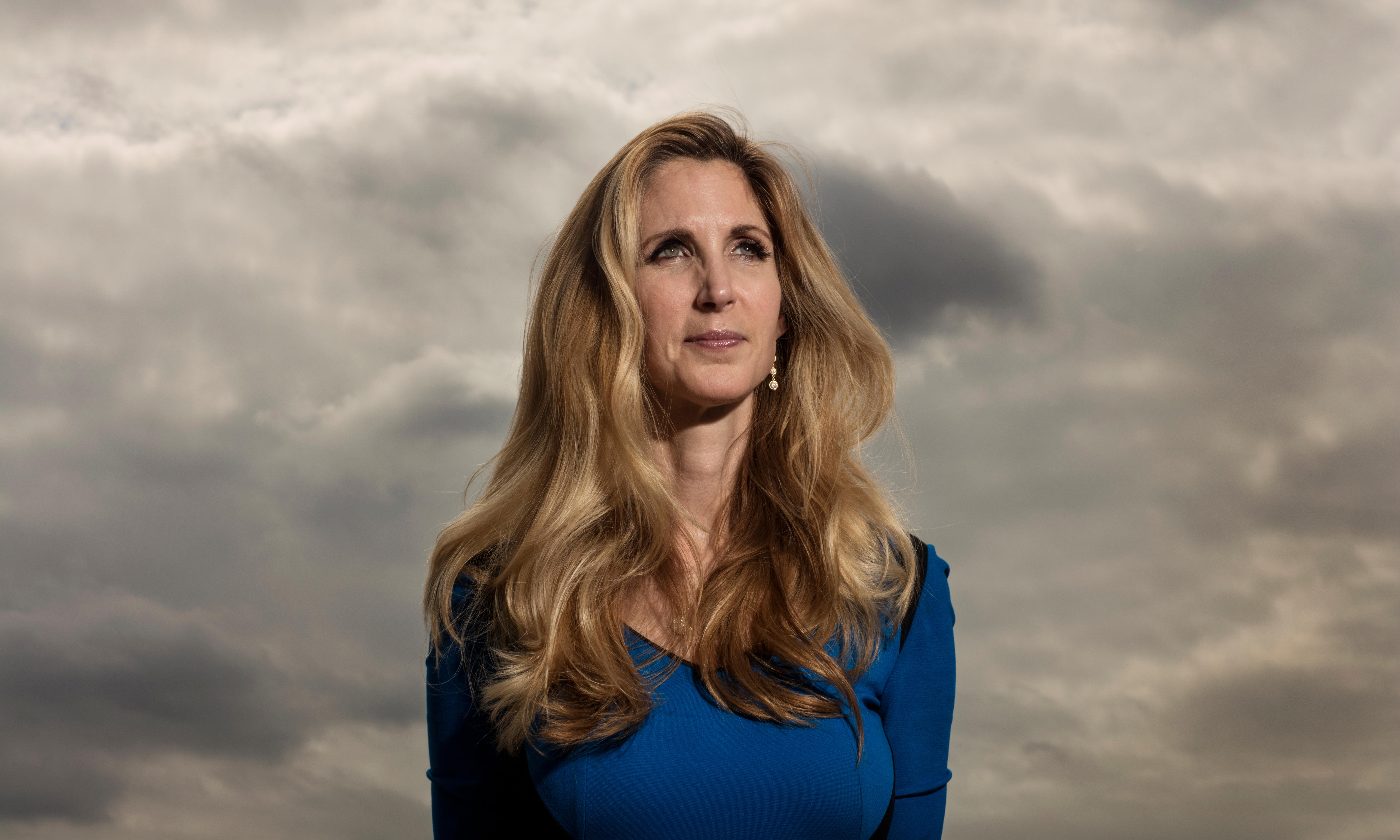 Ann Coulter believes the left has 'lost its mind'. Should we listen?