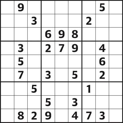 Sudoku 4,477 medium