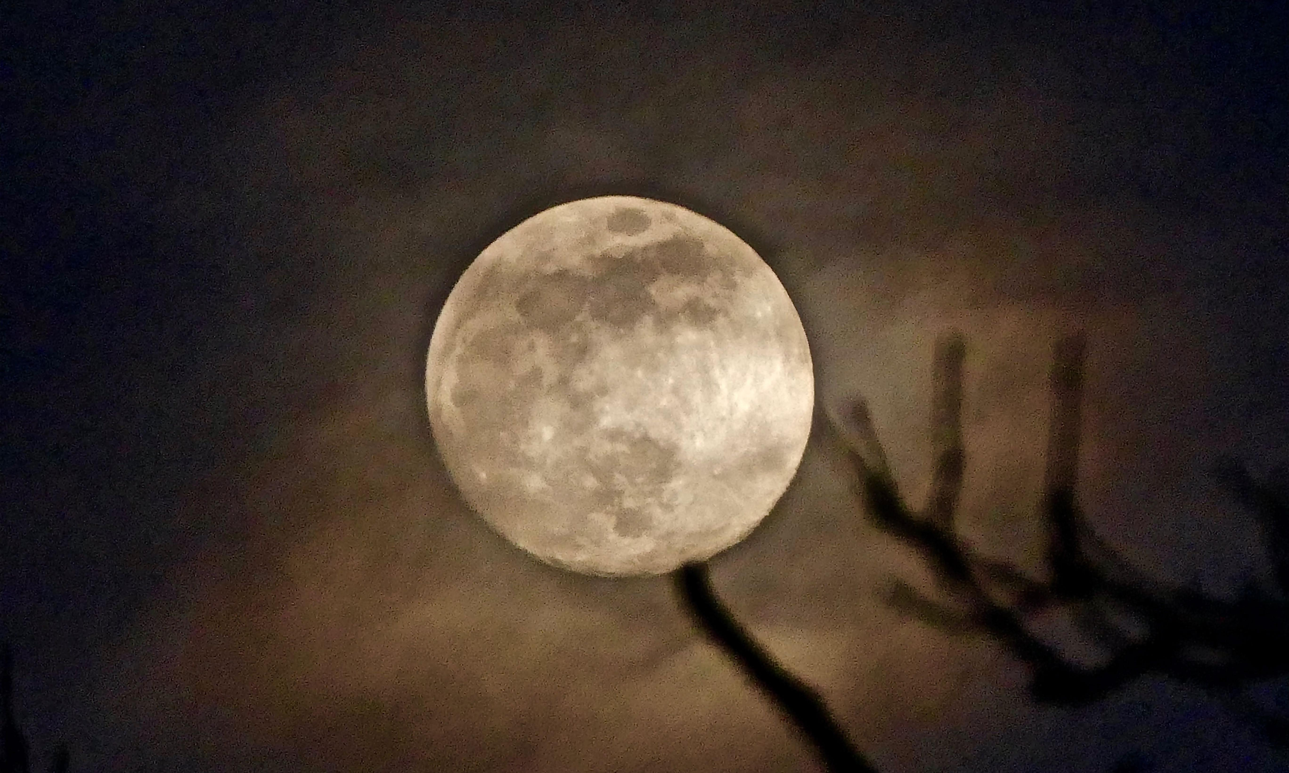 Rare super worm moon will loom large as it coincides with equinox