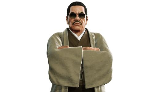 Yakuza 0's Sohei Dojima