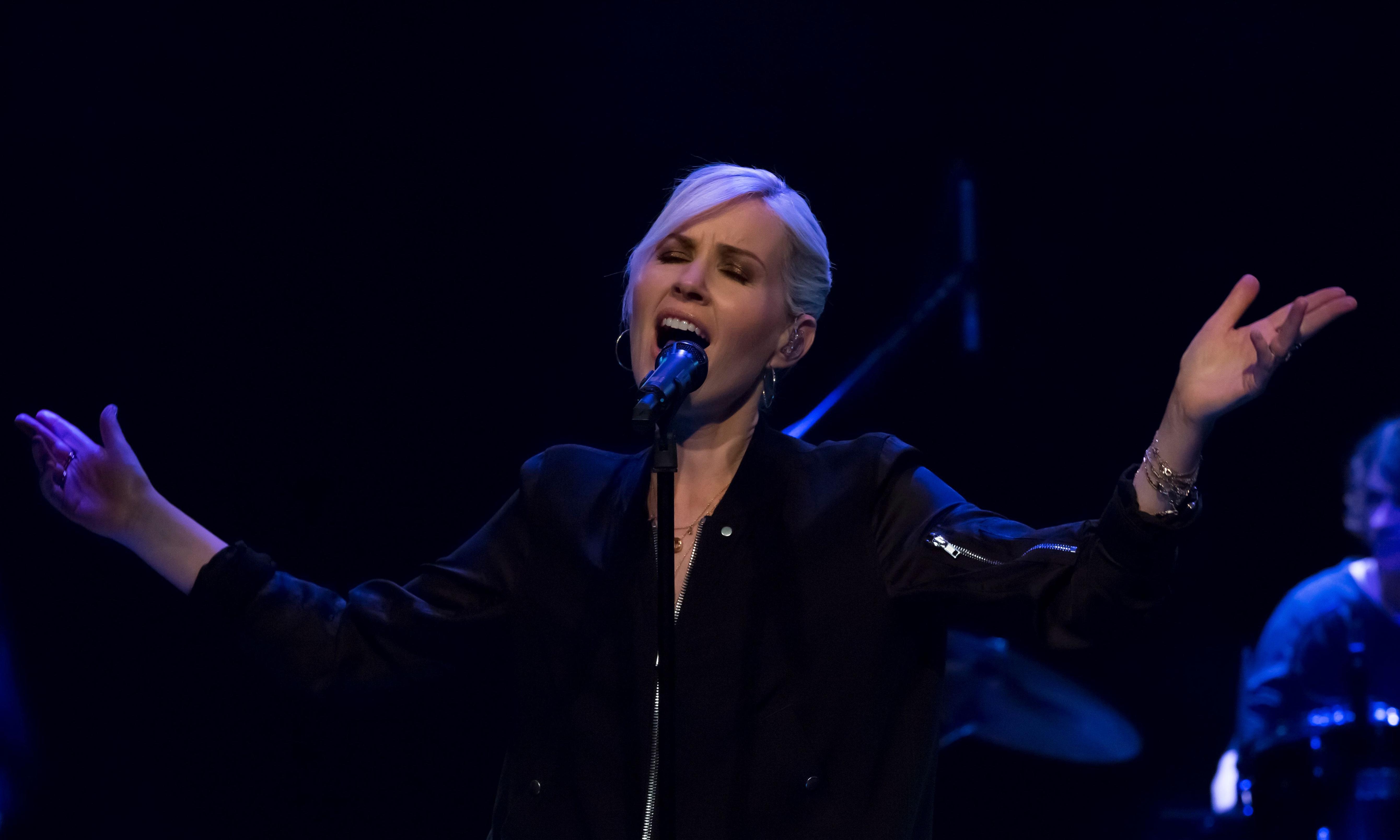 Dido review – featherlight hitmaker cranks up the turmoil