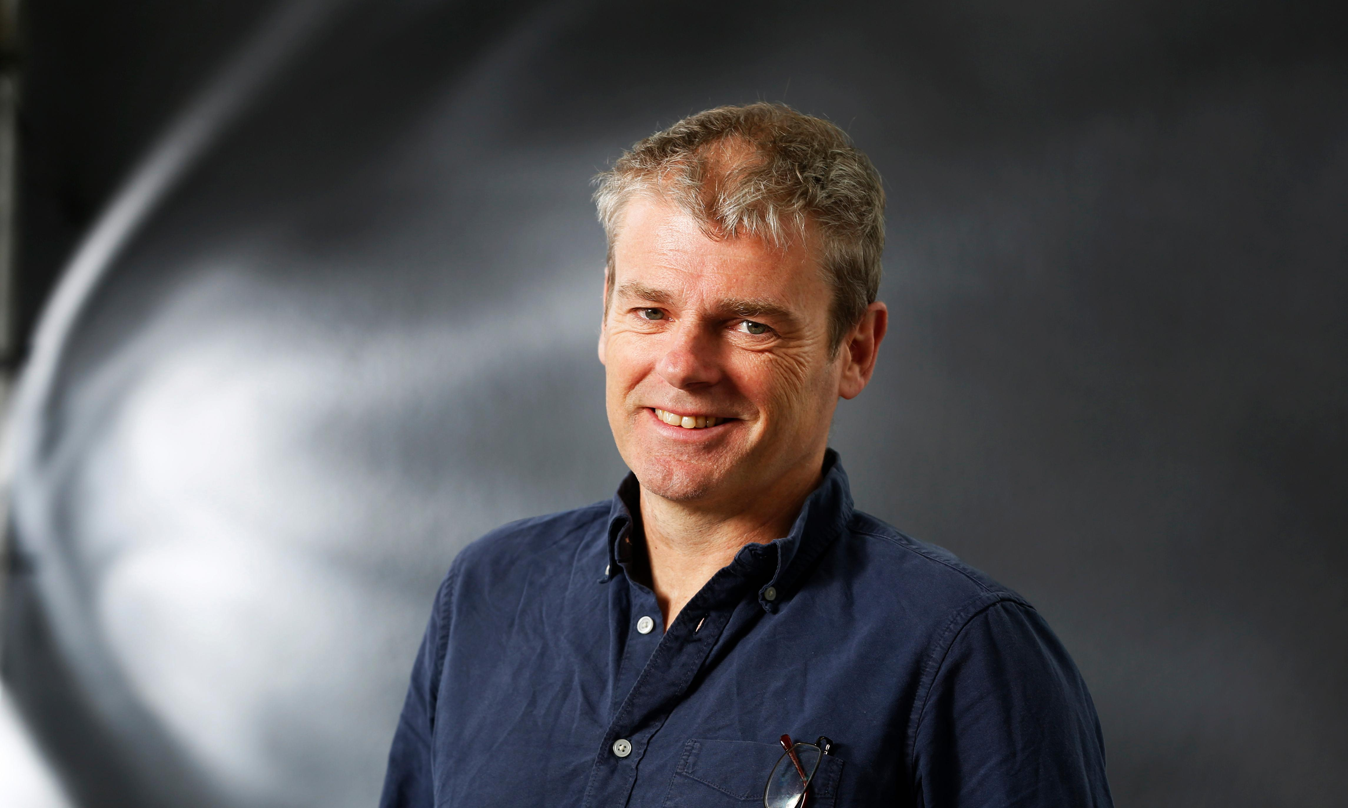 Mark Haddon on the magic of audiobooks: 'I haven't read a book properly until I've had it read to me'