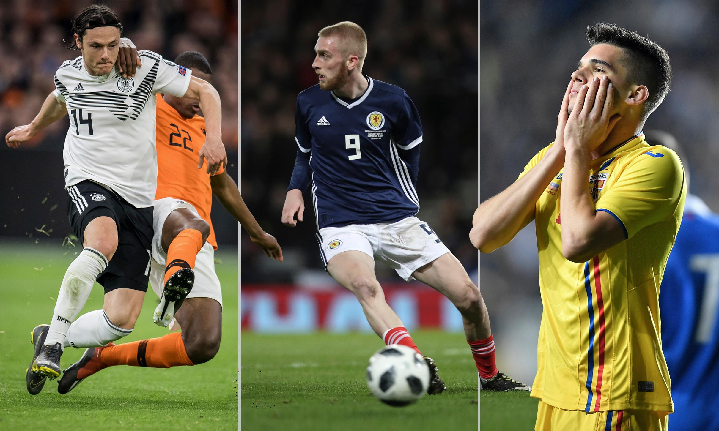 Euro 2020 qualifiers and international football: 10 things to look out for