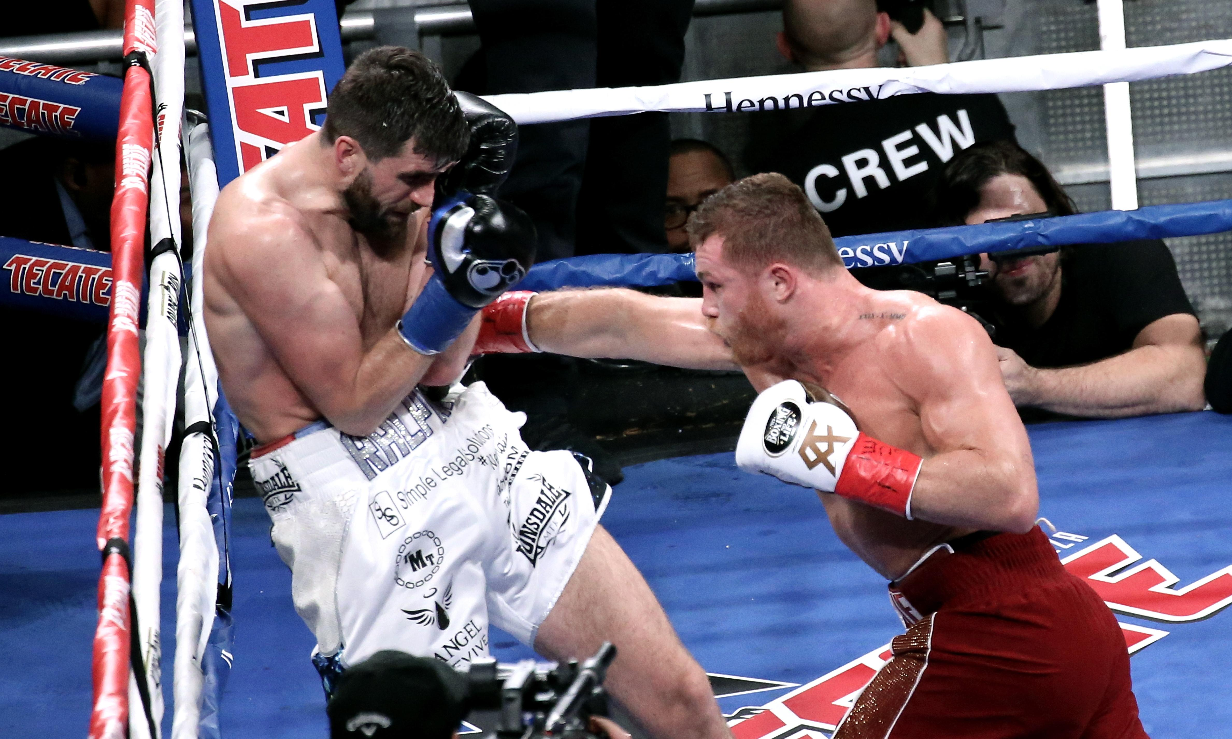 Boxing must test rigorously for drugs – and stop bobbing and weaving