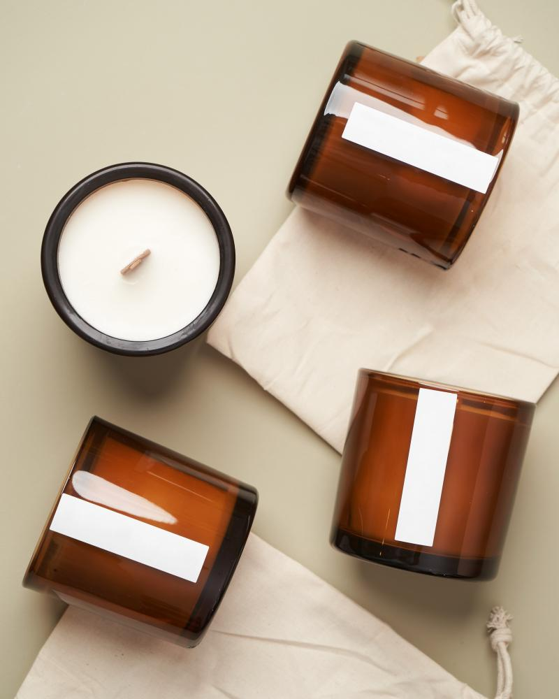 Aroma candles … a new relationship.