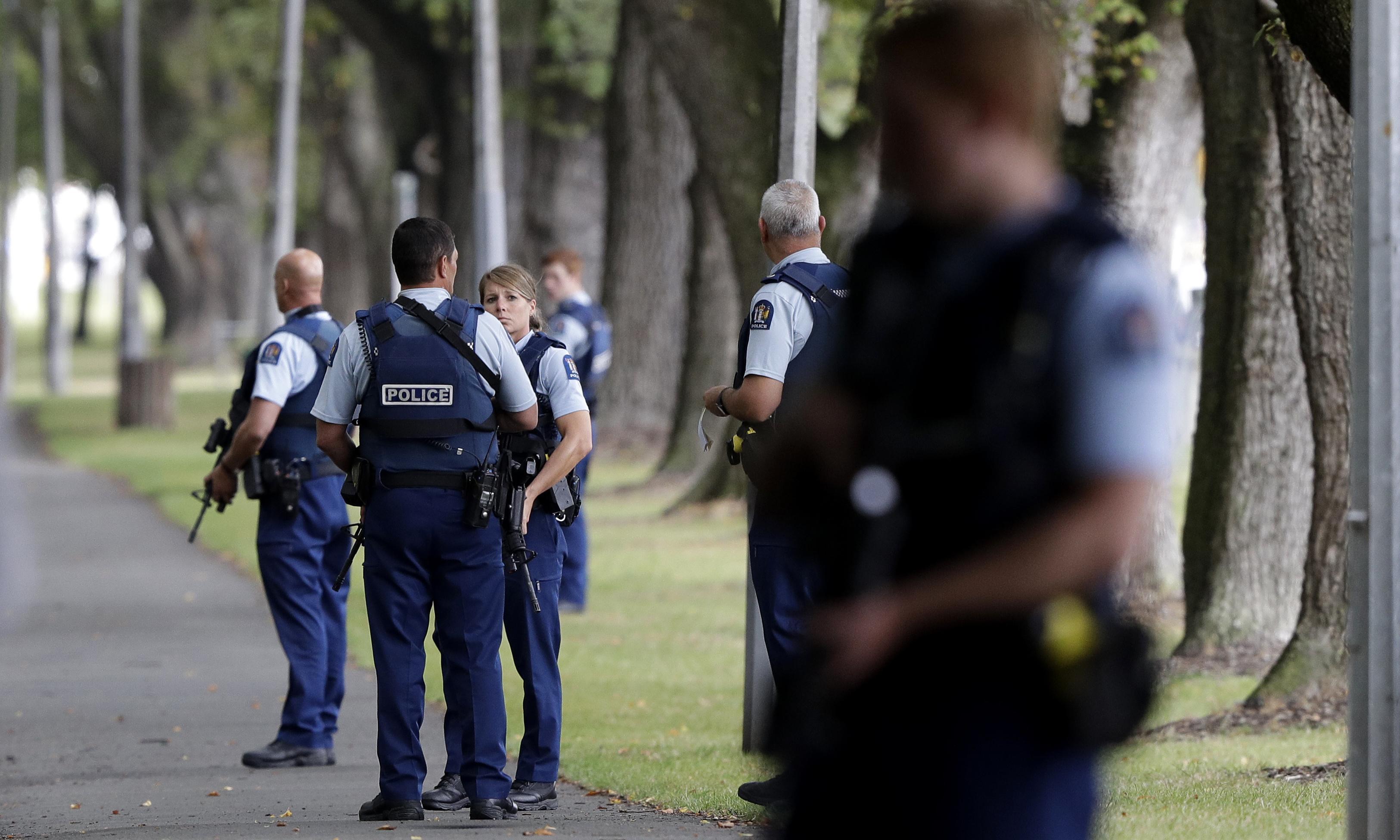 Australian media broadcast footage from Christchurch shootings despite police pleas