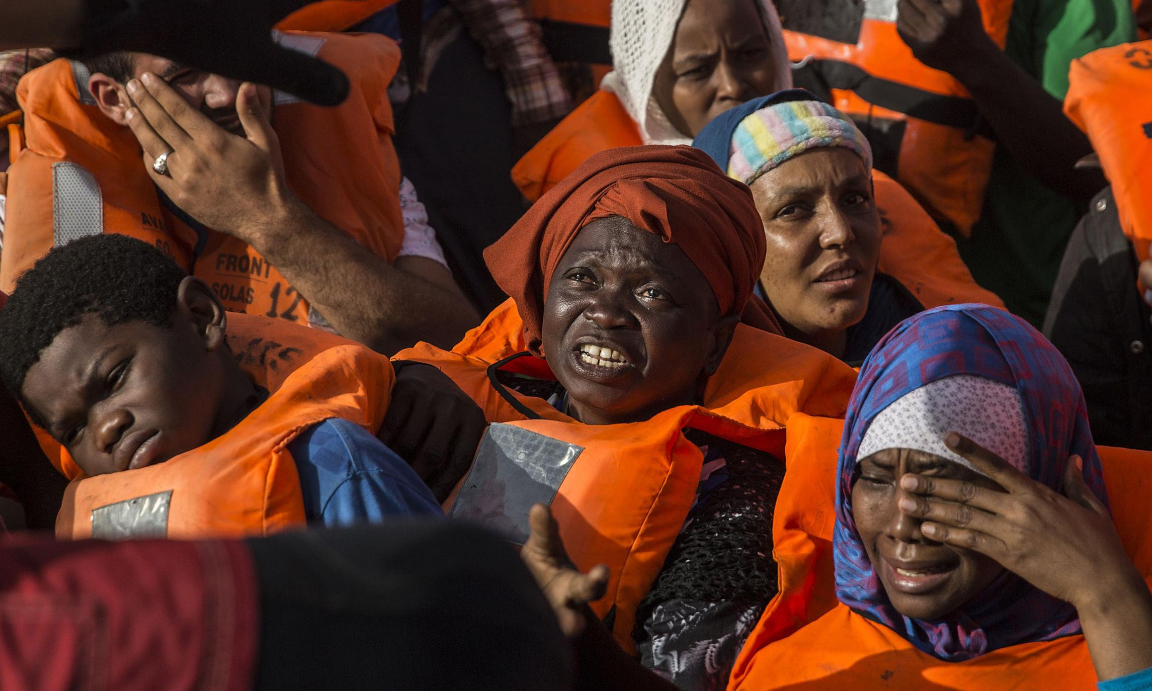 The refugee 'crisis' showed Europe's worst side to the world