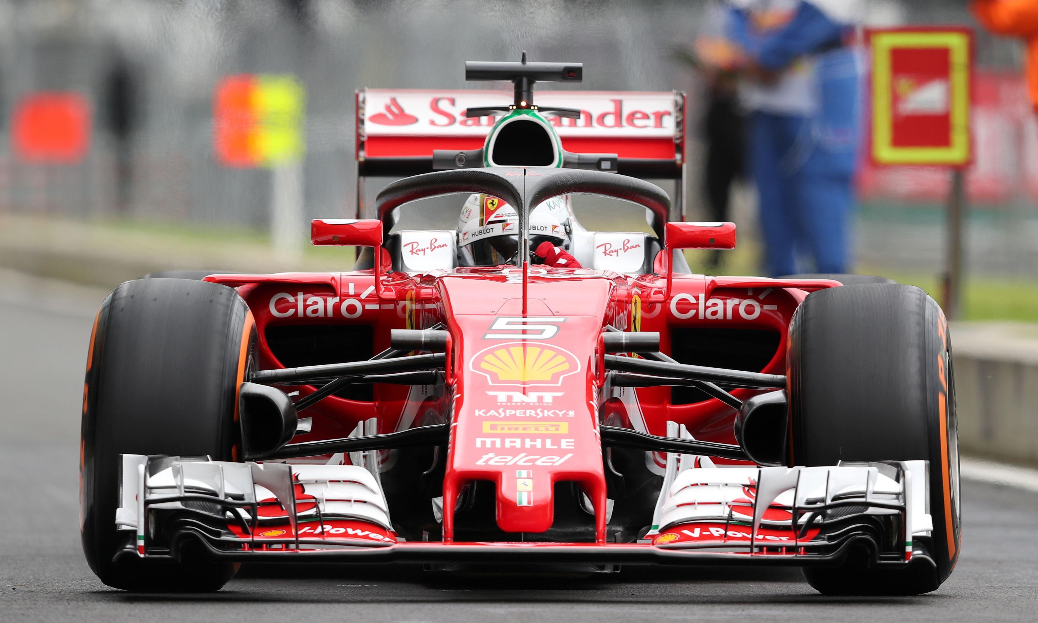F1 split after Bernie Ecclestone vetoes halo safety device