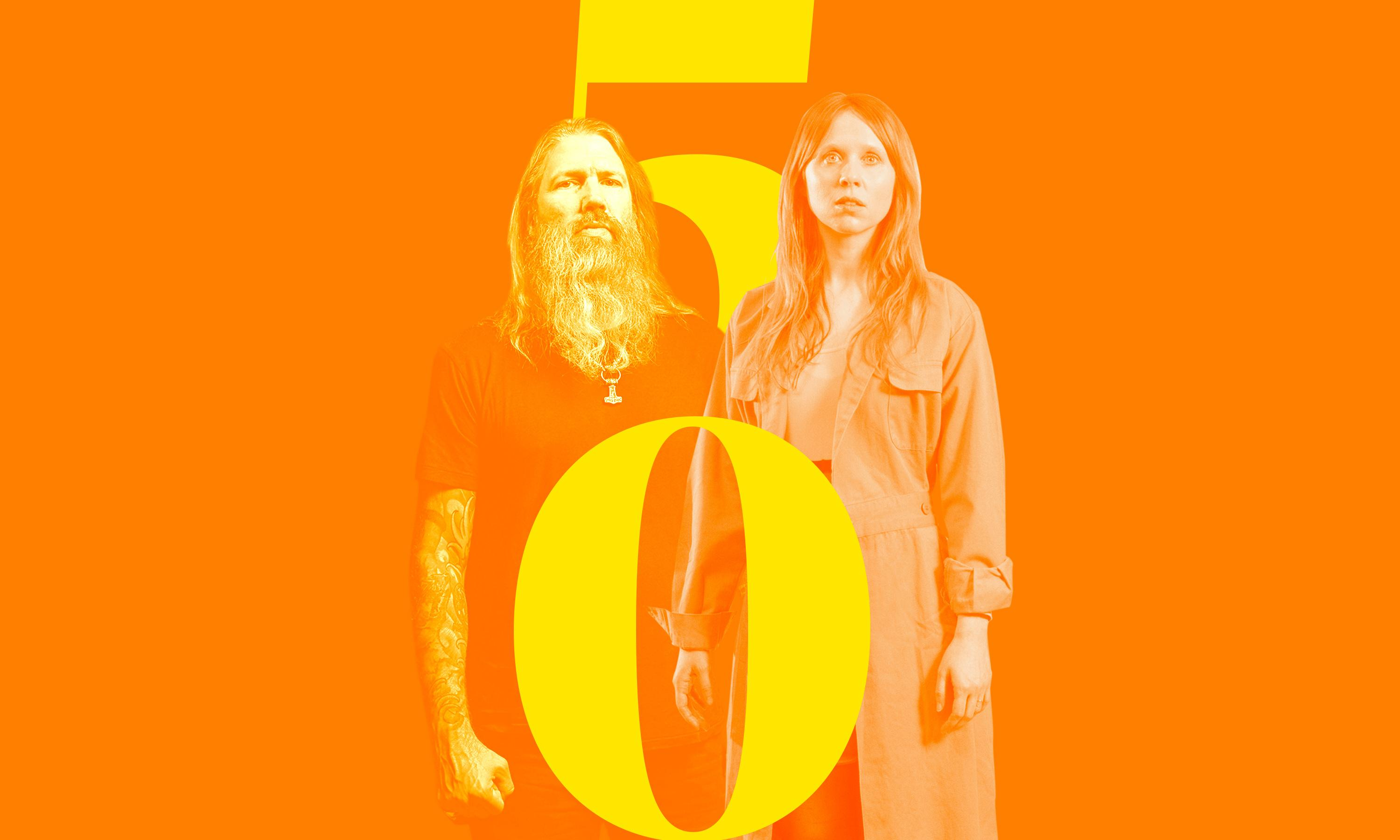 50 great tracks for April by Holly Herndon, Amon Amarth, Shura and others