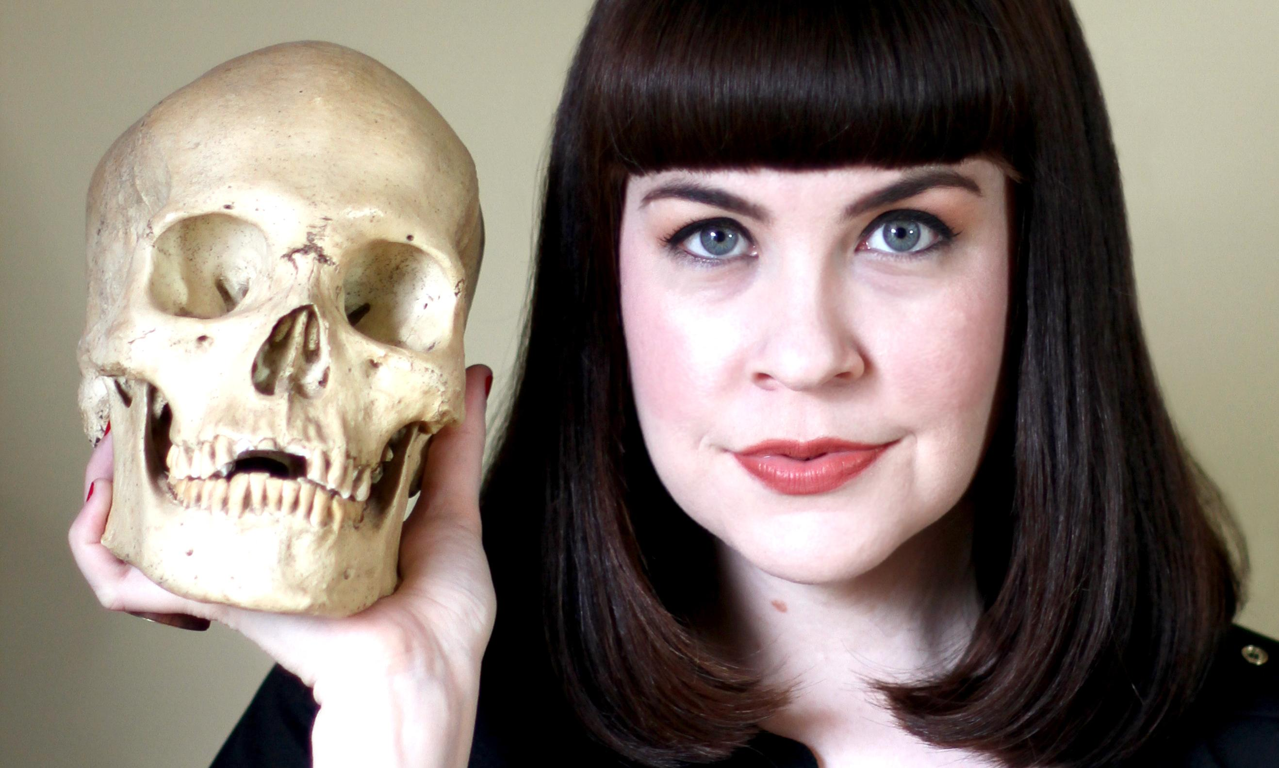 Will my cat eat my eyeballs? How Caitlin Doughty teaches kids about death