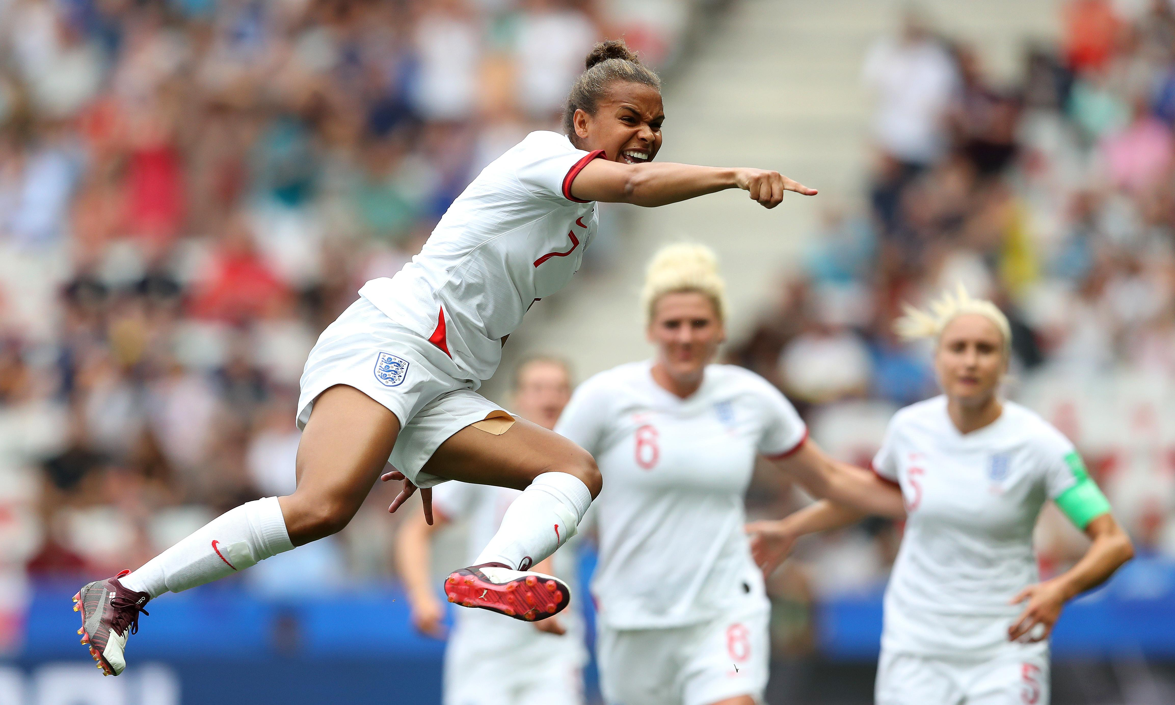 Women's World Cup – the best shots by female photographers