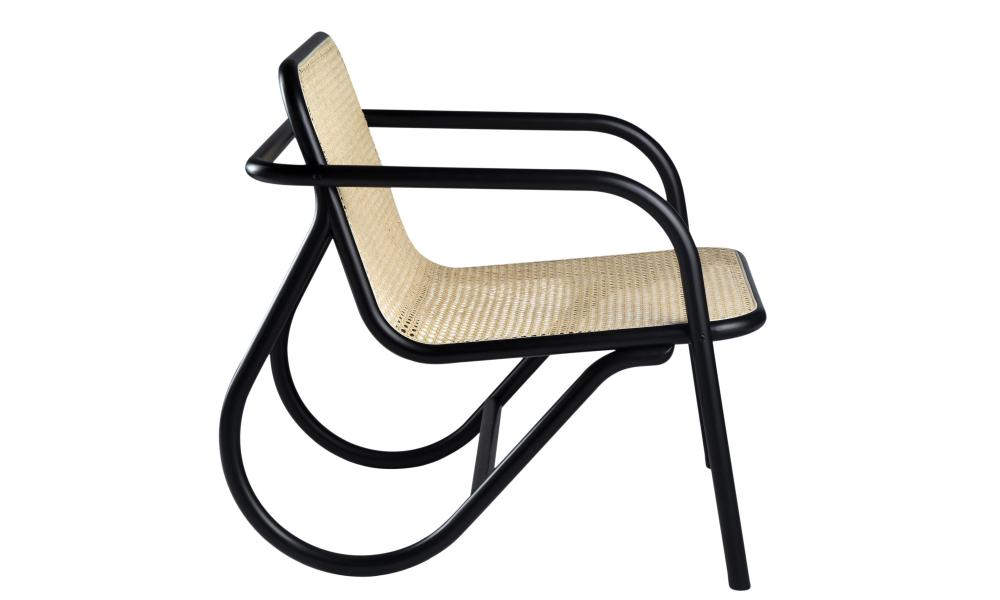 Lounge chair by Michael Anastassiades.