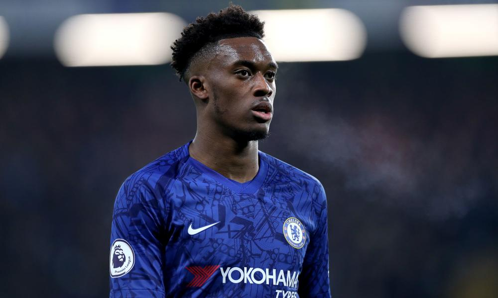 Callum Hudson-Odoi, the Chelsea winger, is one of several high-profile figures to test positive for coronavirus.