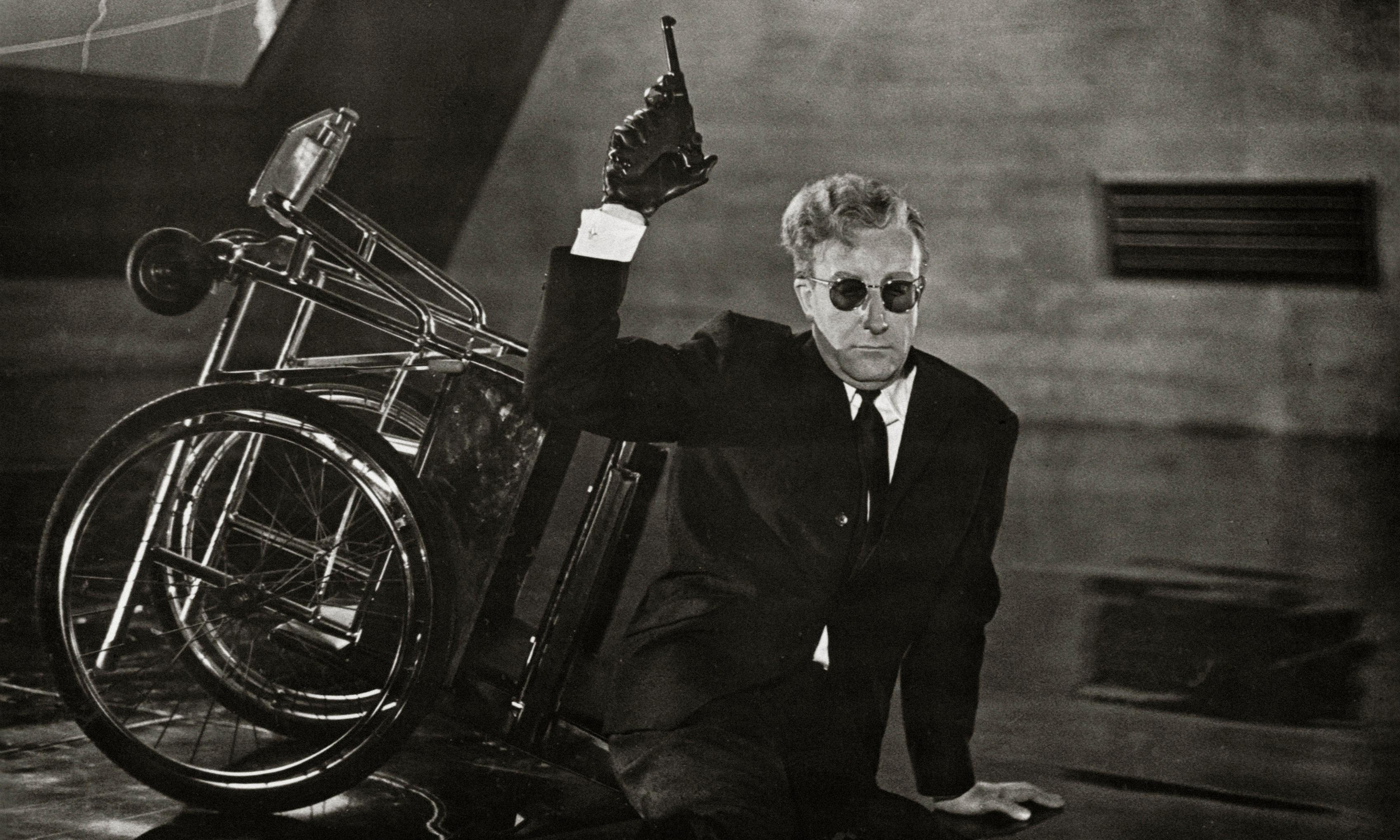 Dr Strangelove, Or How I Learned to Stop Worrying and Love the Bomb review – still a blast