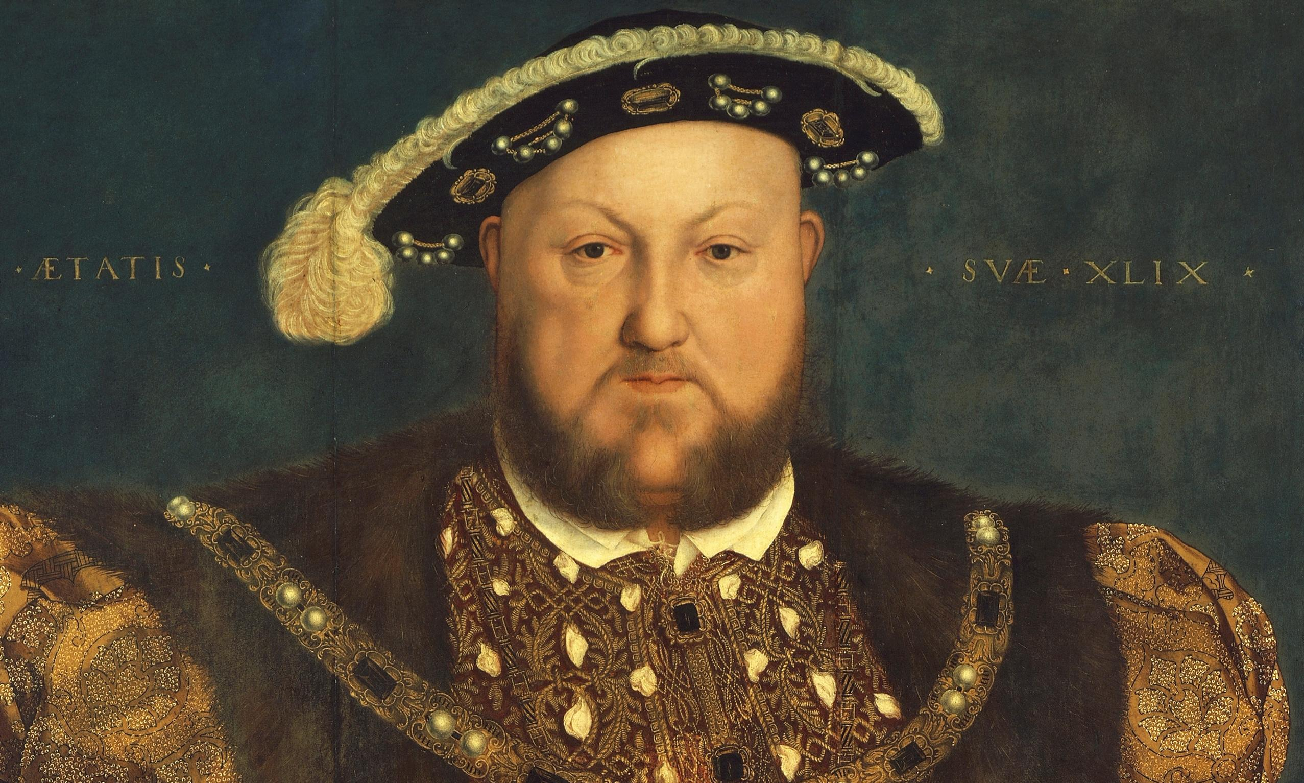 A sheep in wolf's clothing? The other side of Henry VIII