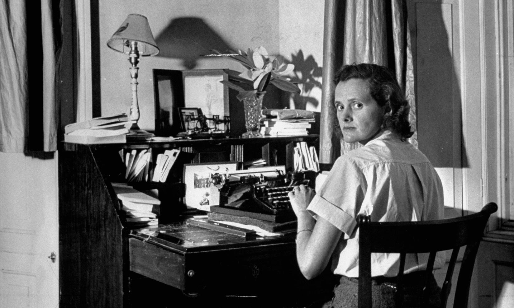 Daphne du Maurier's hidden treasure gives hoarders hope