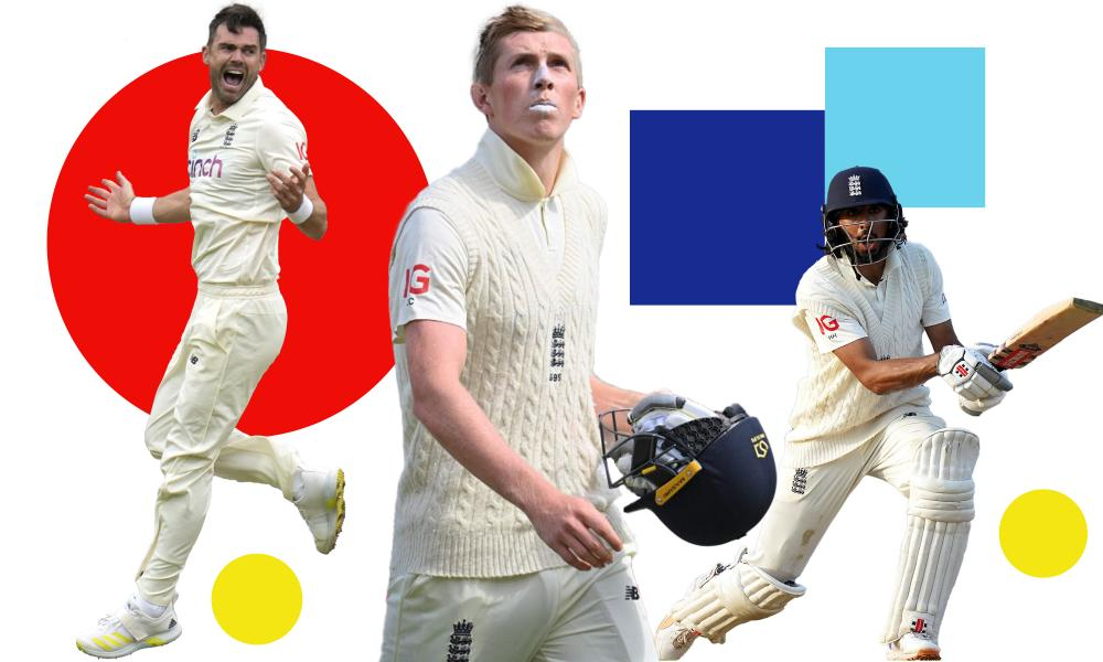 James Anderson, Zak Crawley and Haseeb Hameed will all tour Australia this winter.