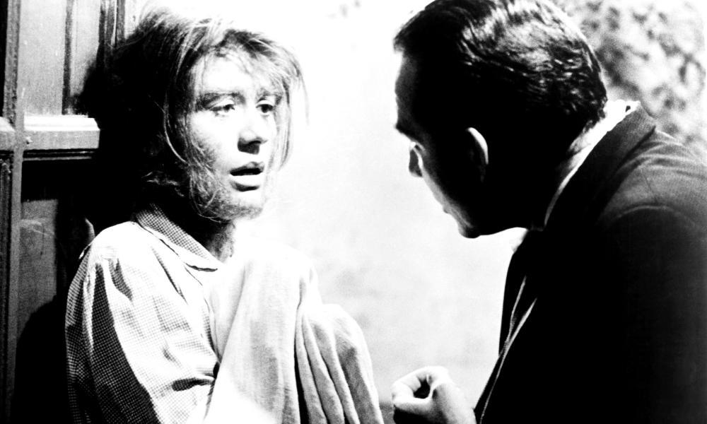 Annie Girardot and Filippo Pompa Marcelli in The Ape Woman.