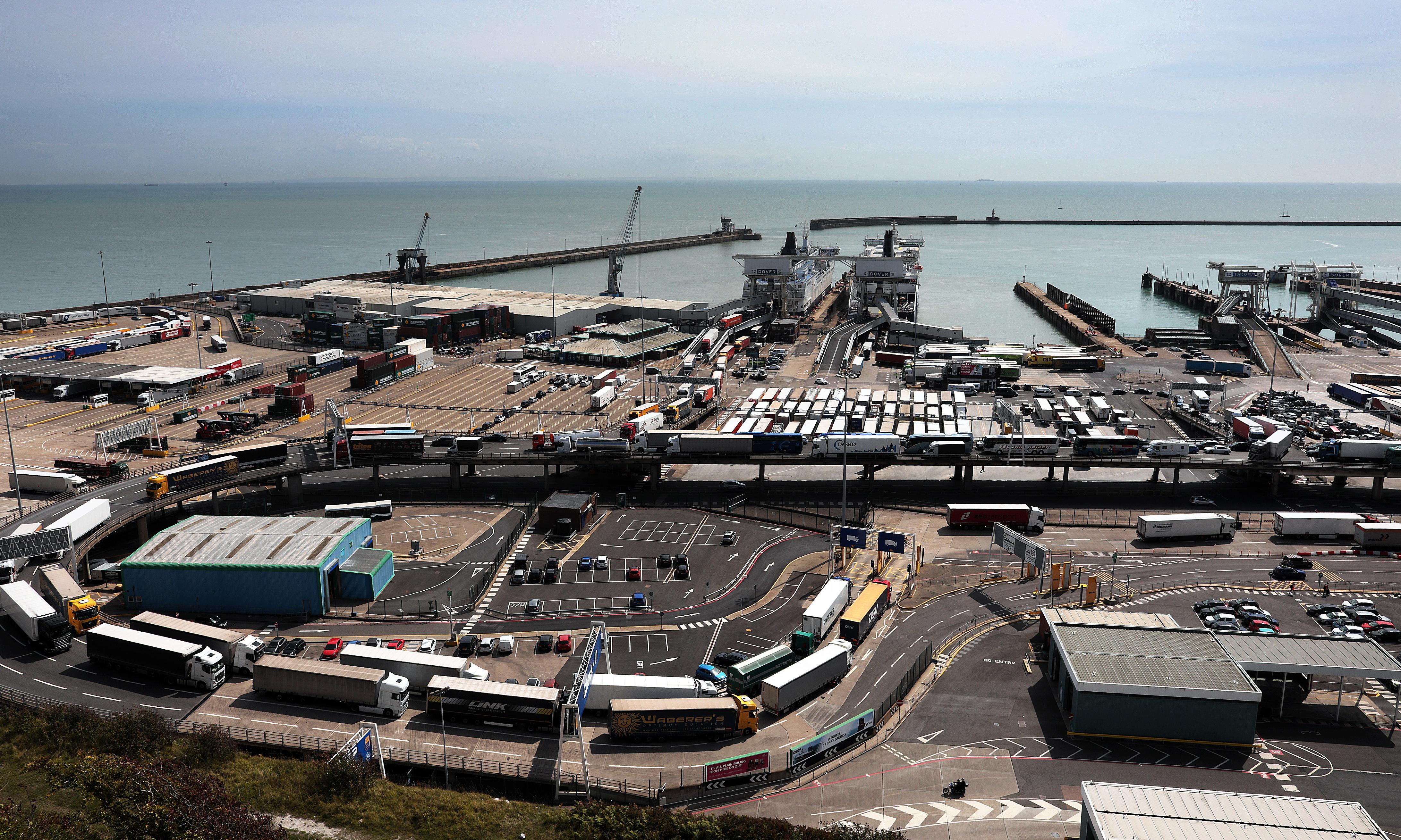 'We literally need more roads': ports brace for Brexit chaos