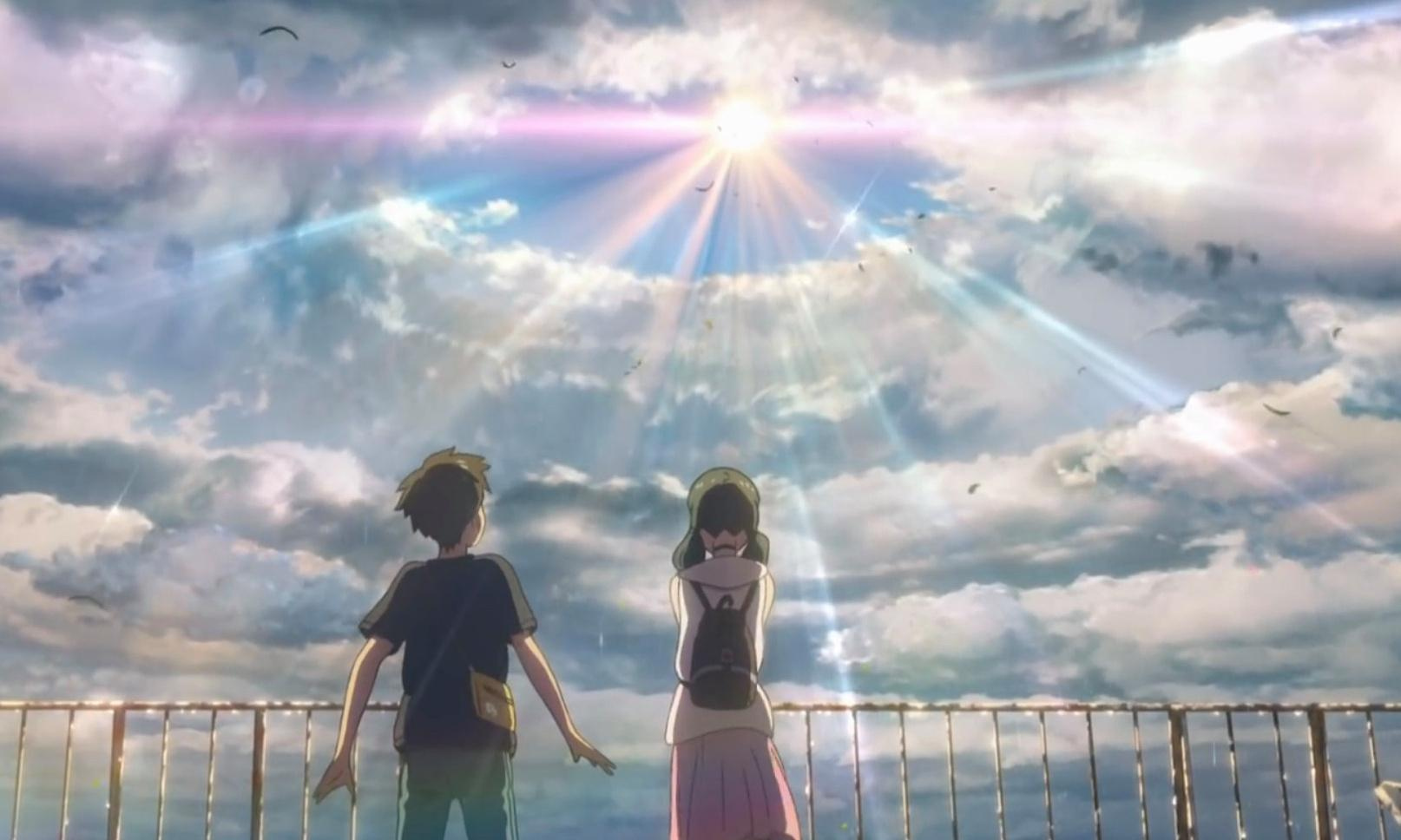 Weathering With You review – thrillingly beautiful anime romance