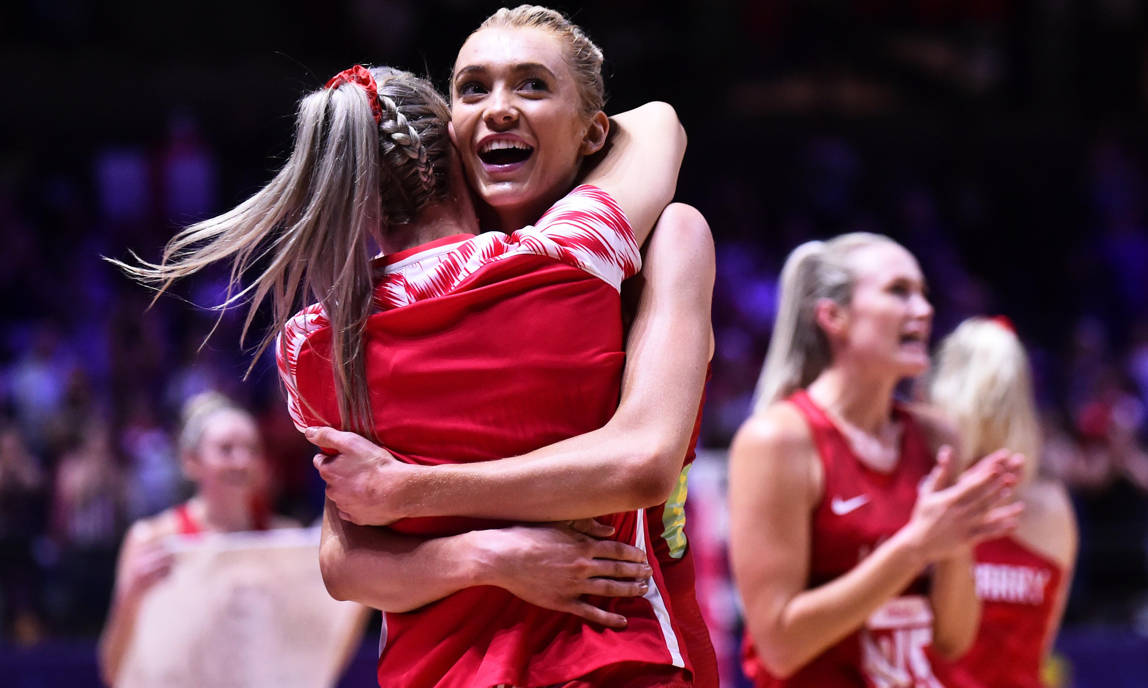 England close on Netball World Cup semi-final spot with win over Jamaica