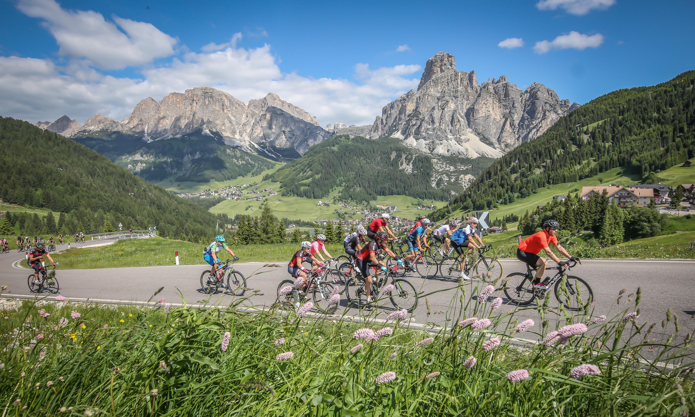 Dolomites Bike Day: 'Europe's biggest traffic-free cycle ride'