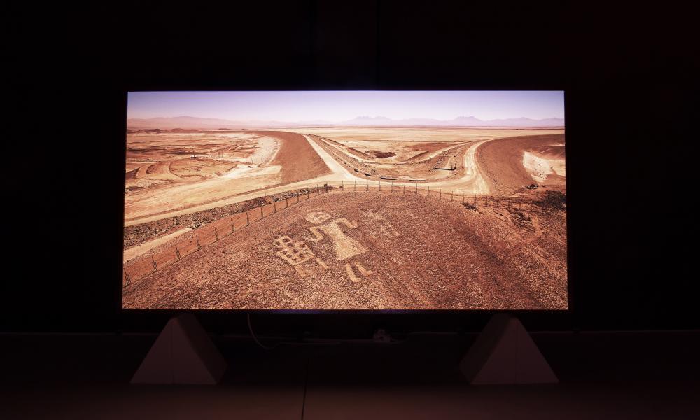 The Atacama Lines by Alonso Barros, Gonzalo Pimentel, Juan Gili, and Mauricio Hidalgo.