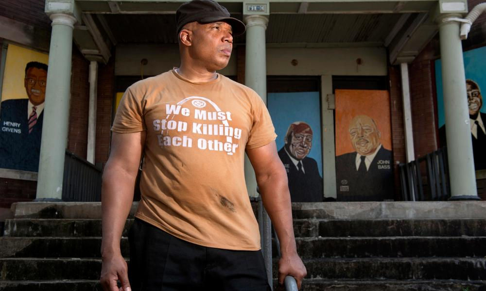 Grasping For Change On Americas Most Violent Streets We Must - The guardian us political map