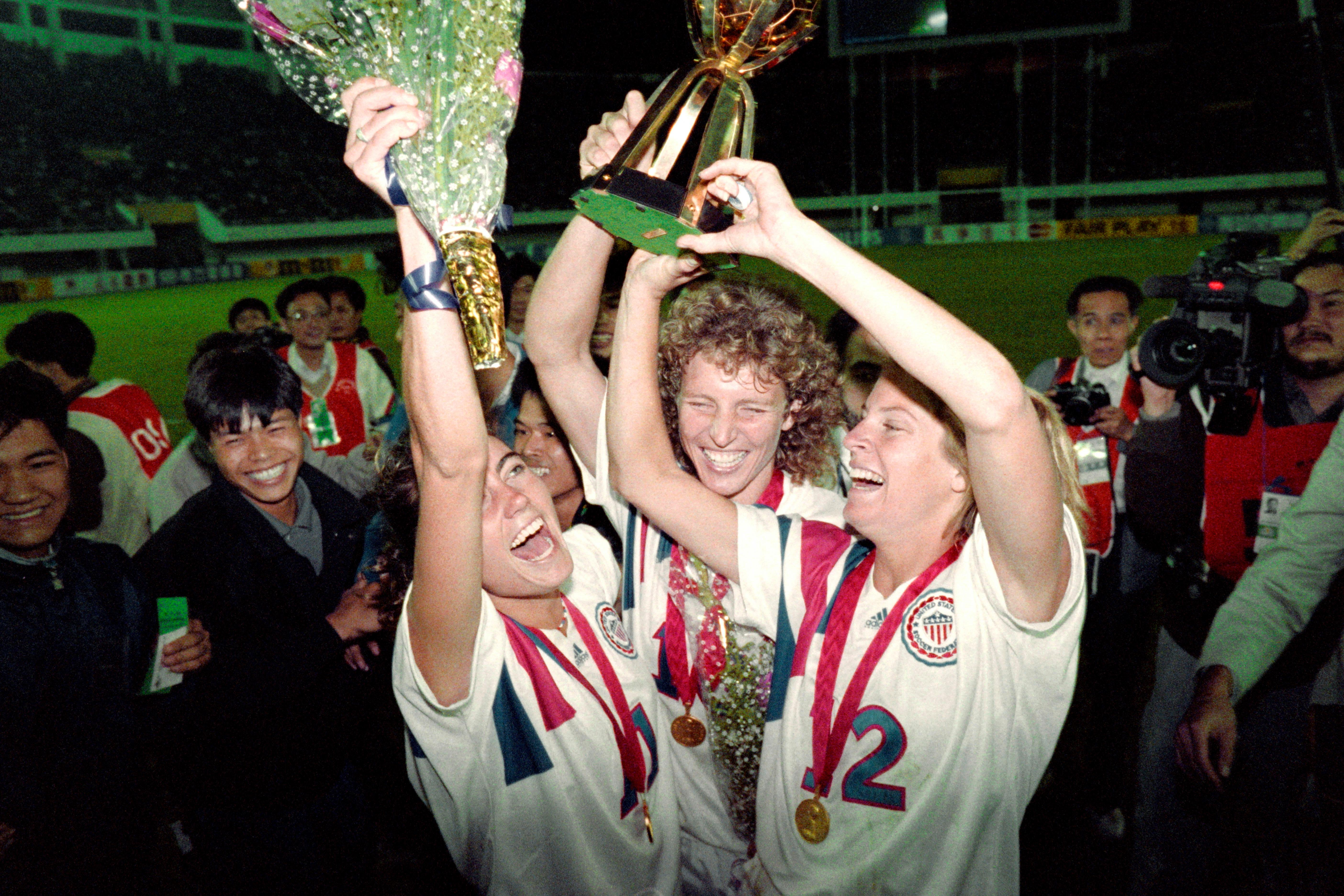 Women's World Cup game-changing moments No 3: China in 1991