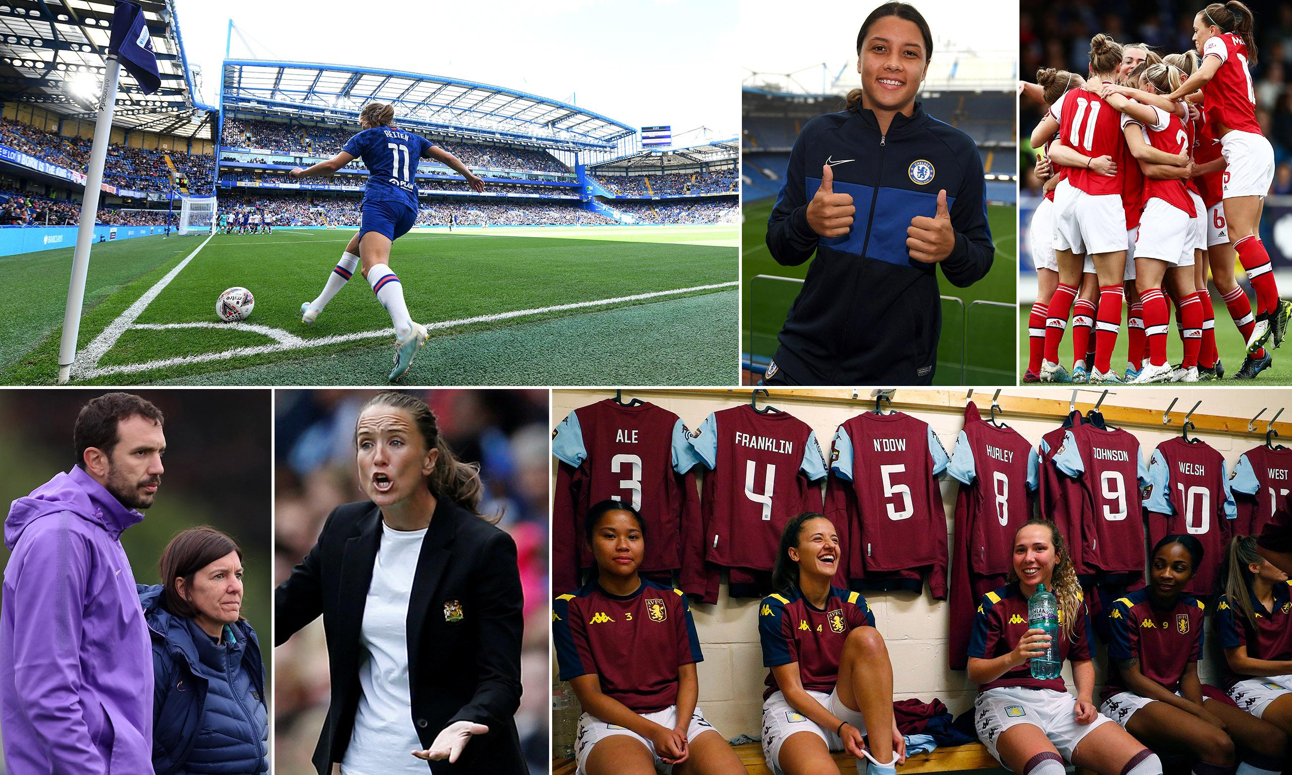 The WSL on Women's Football Weekend: the season so far