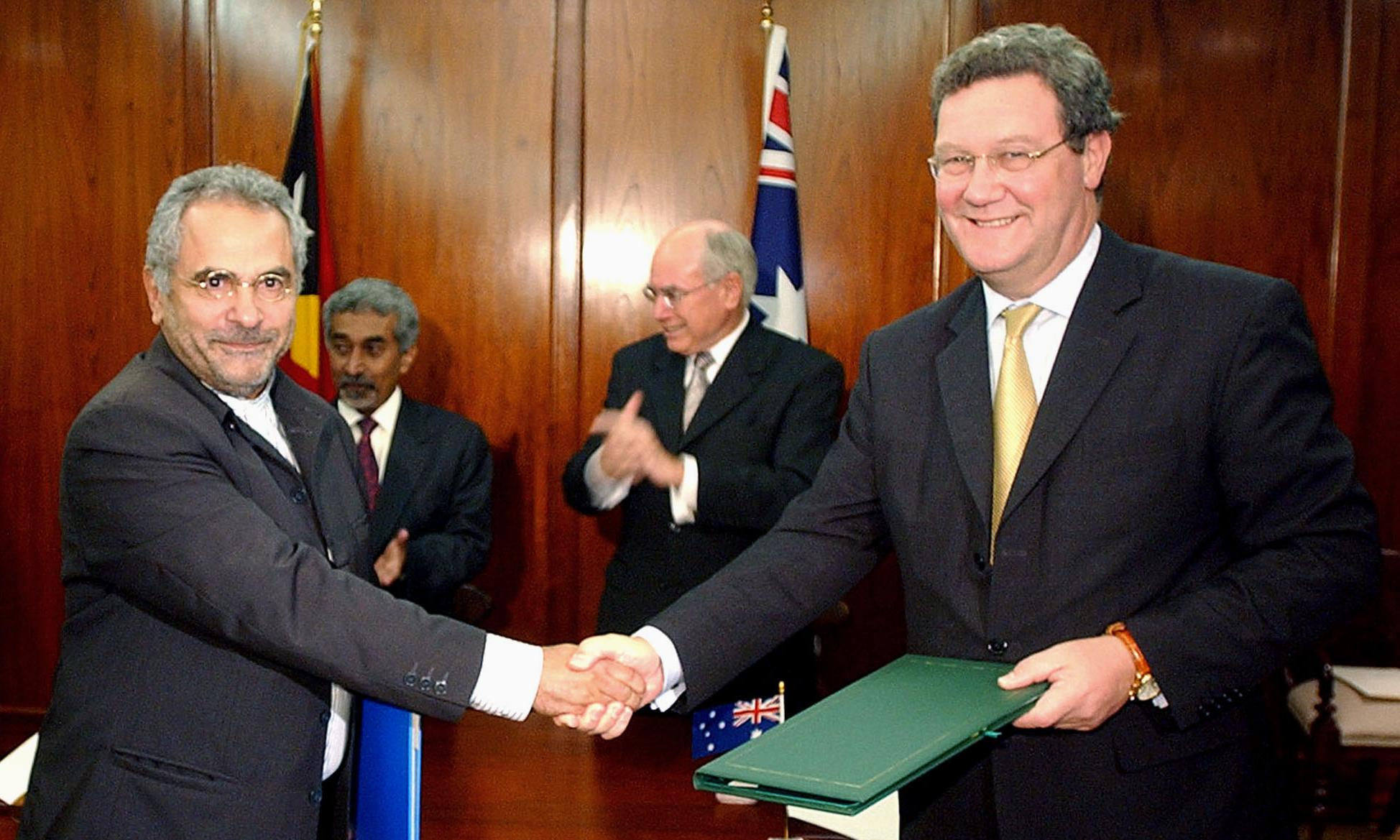 Crossbench senator pushes to fix 'shameful' historic wrong against Timor-Leste