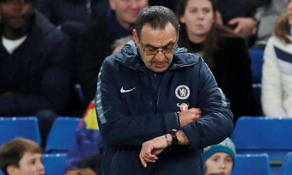 Chelsea fans don't often have time to turn on a manager – this felt decisive