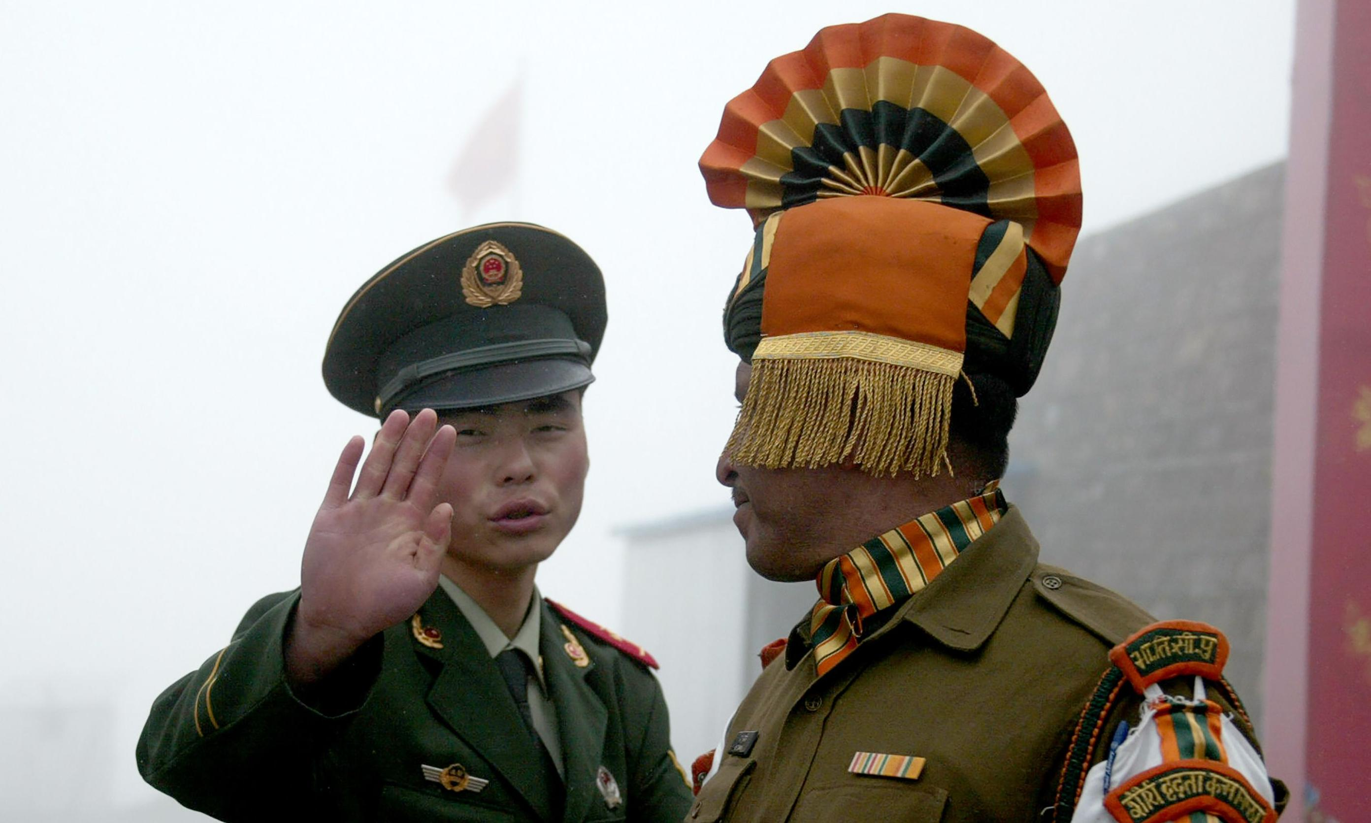 Chinese and Indian troops face off in Bhutan border dispute