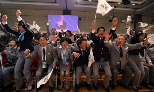Olympic task: Tokyo is already in crisis management mode for 2020 Games