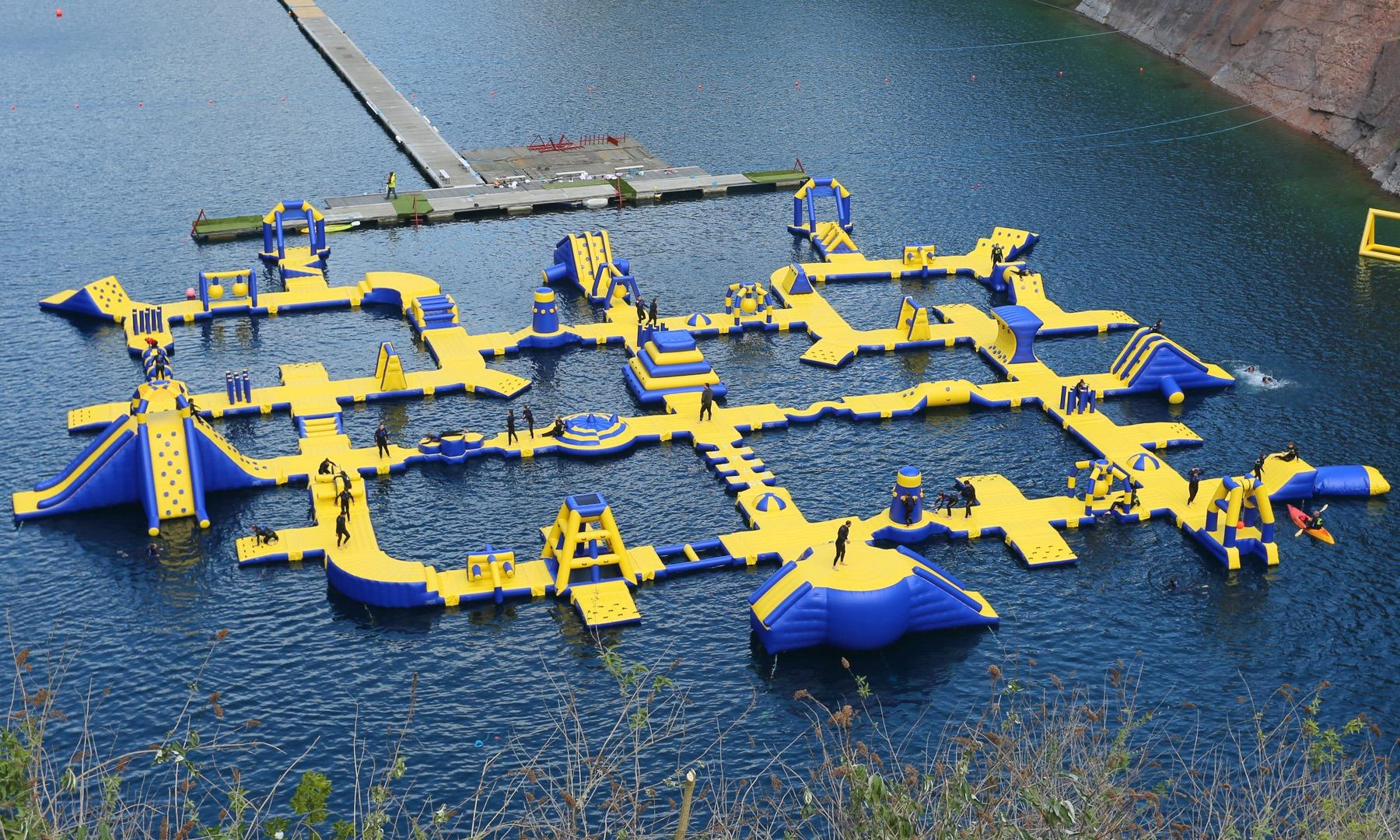 10 of the UK's best water-sports venues and activities