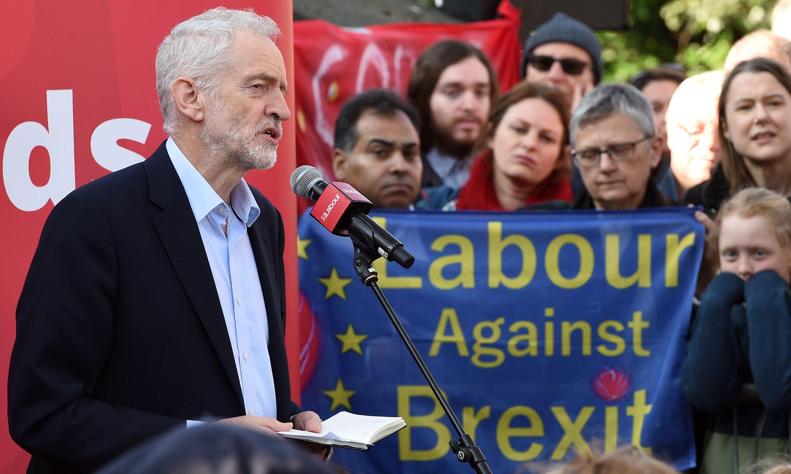 The numbers don't lie: Labour must back a people's vote to win the next election