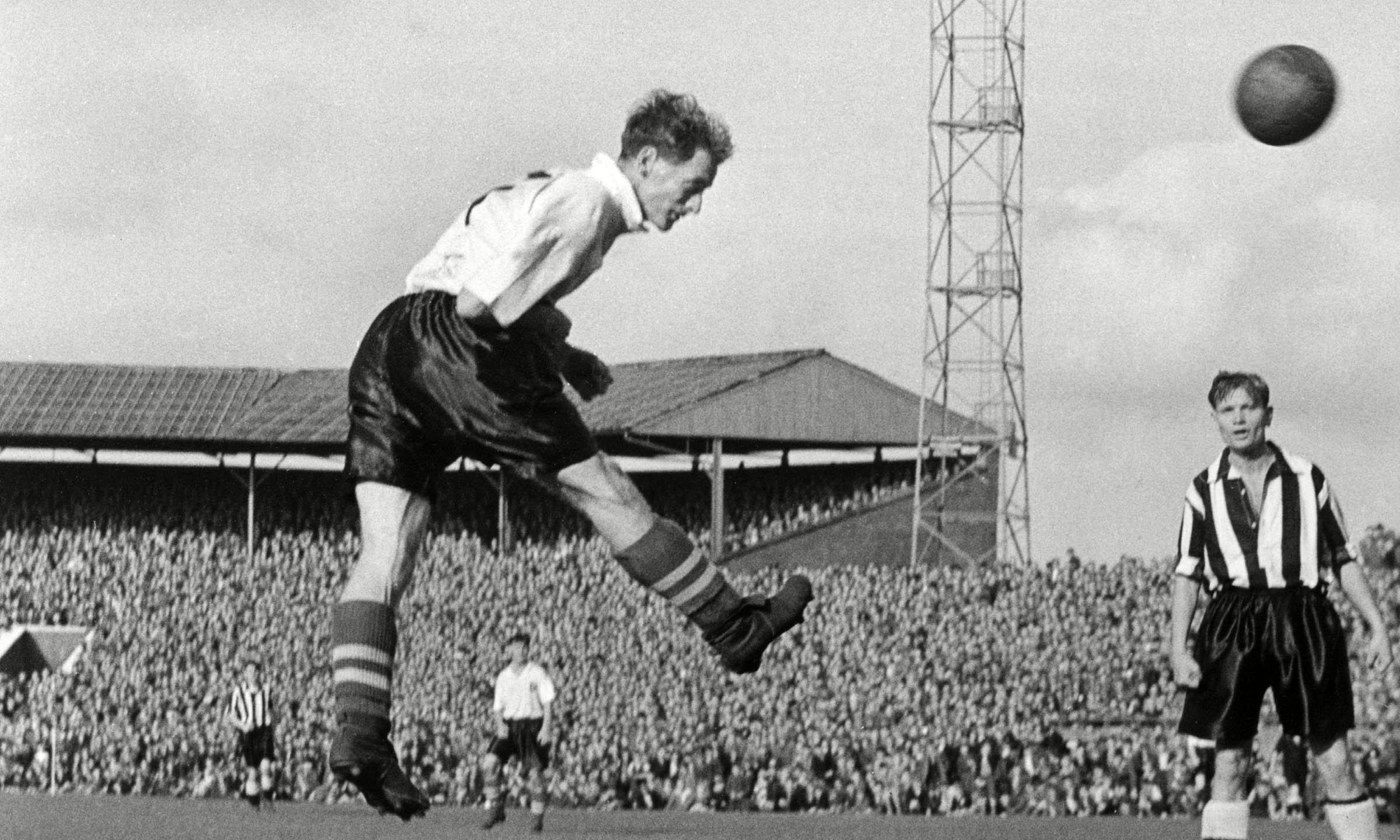 Finney back as England make five changes – archive, 20 November 1953