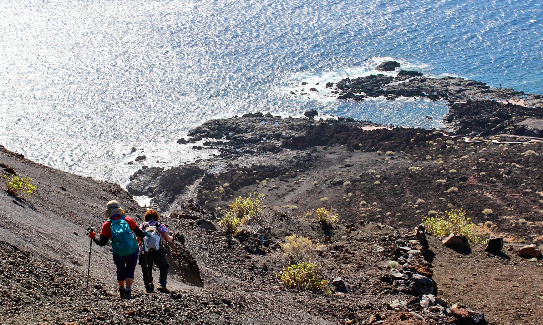 Amid lava fields and lizards: a walking trip on El Hierro, Canaries