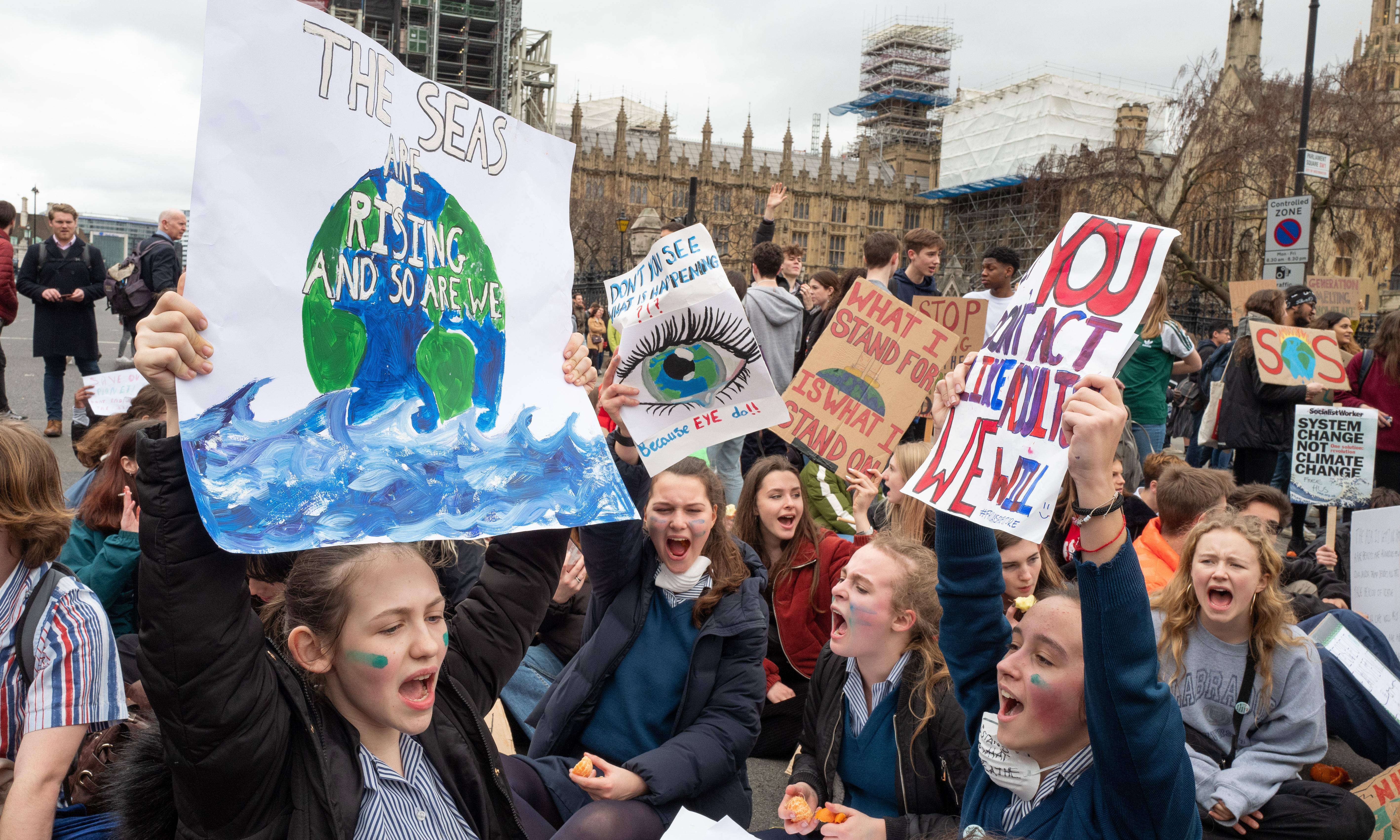 Labour is right: it's crucial that children are taught about climate breakdown in school