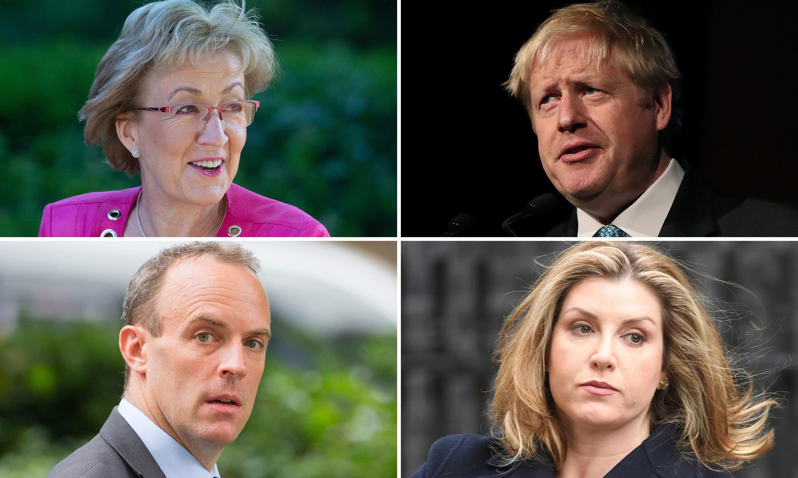 Tory leadership: the runners and riders