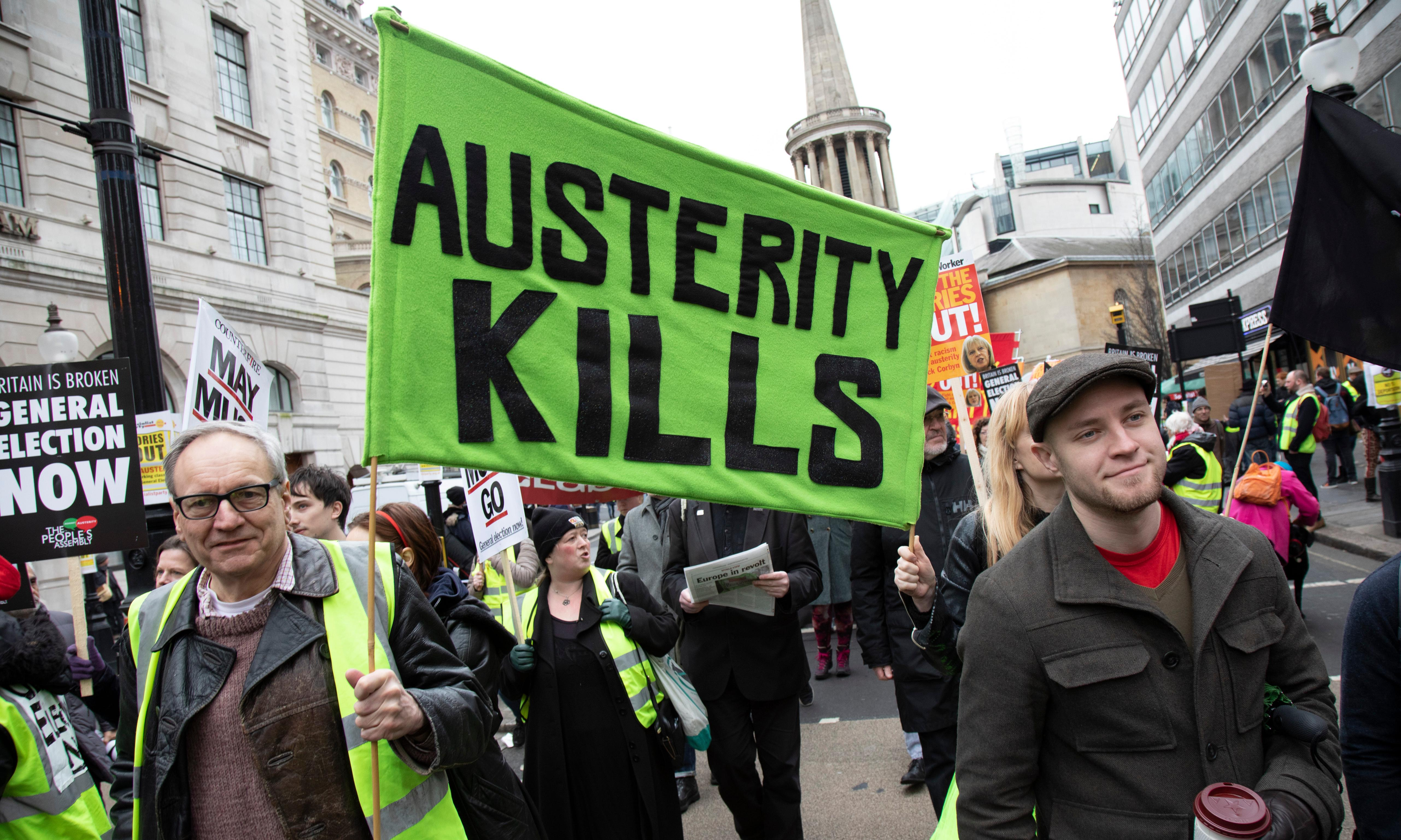 Austerity is a political choice, not an economic necessity