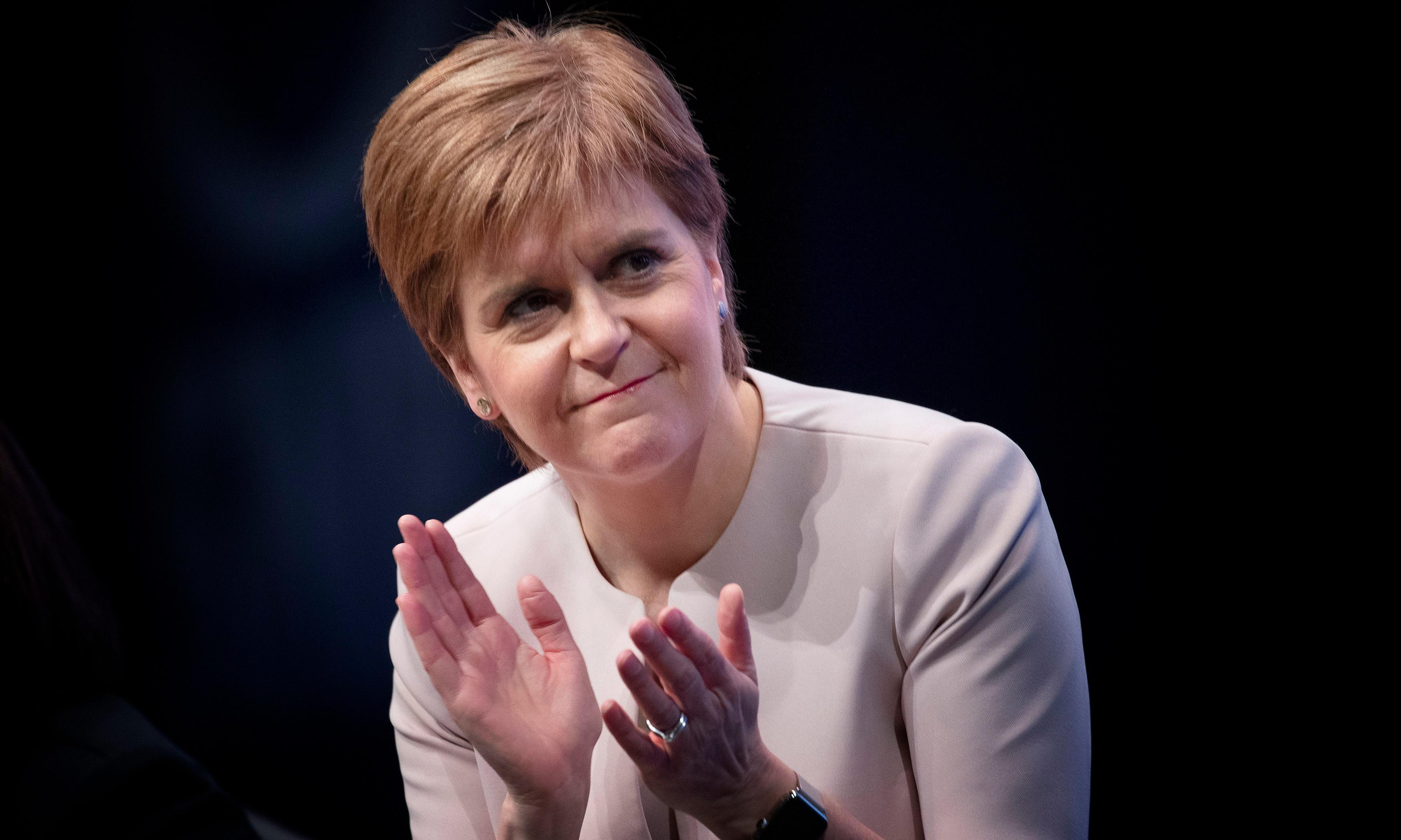 Nicola Sturgeon to attack 'so-called strongman leaders'