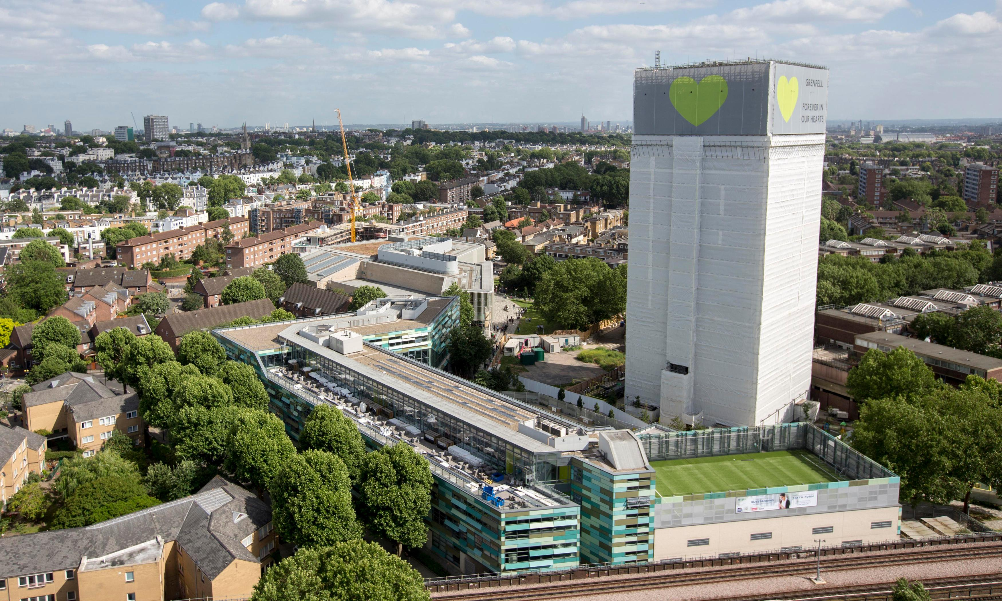 Grenfell fire safety plan did not include cladding assessment