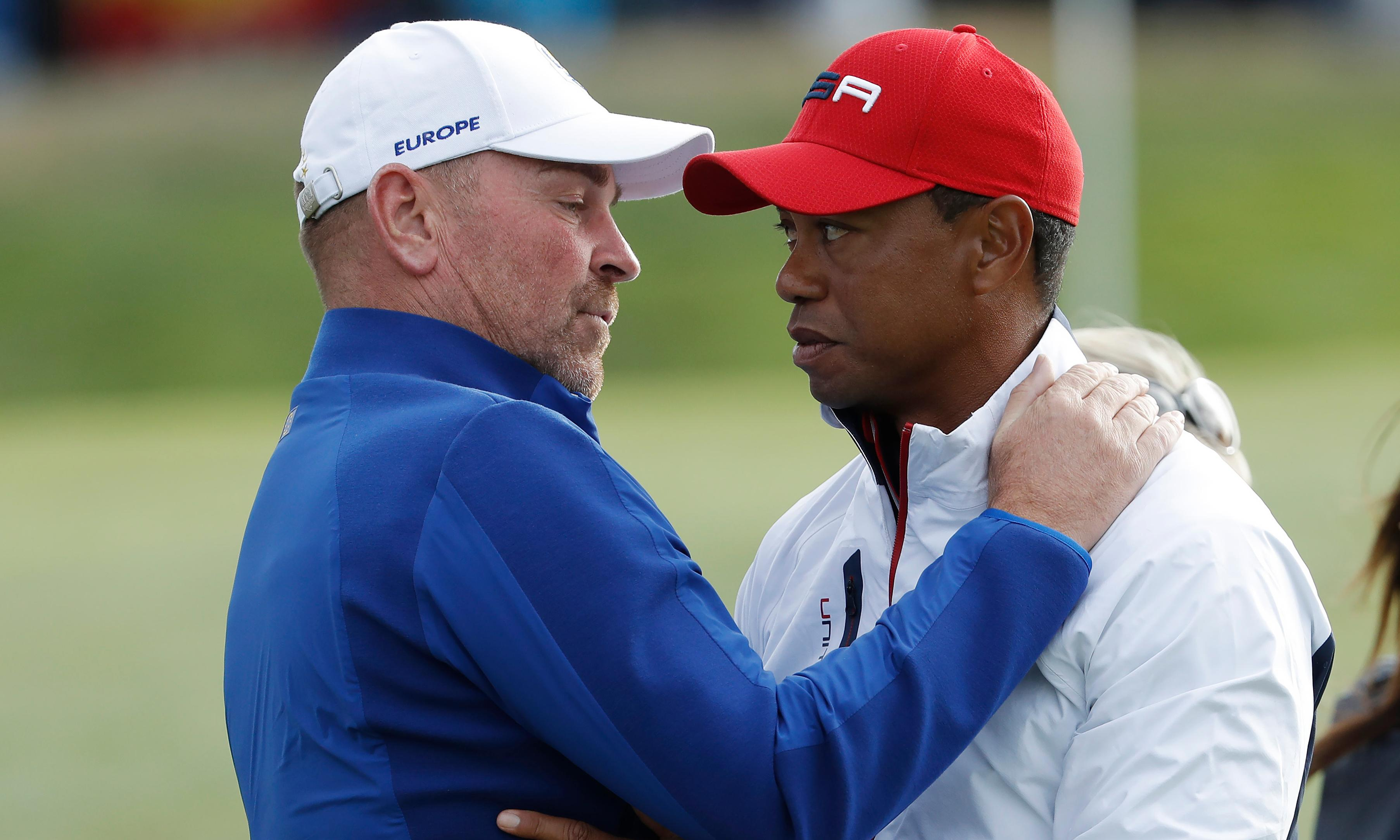 Tiger Woods accepts share of blame as USA's Ryder Cup fightback falls flat