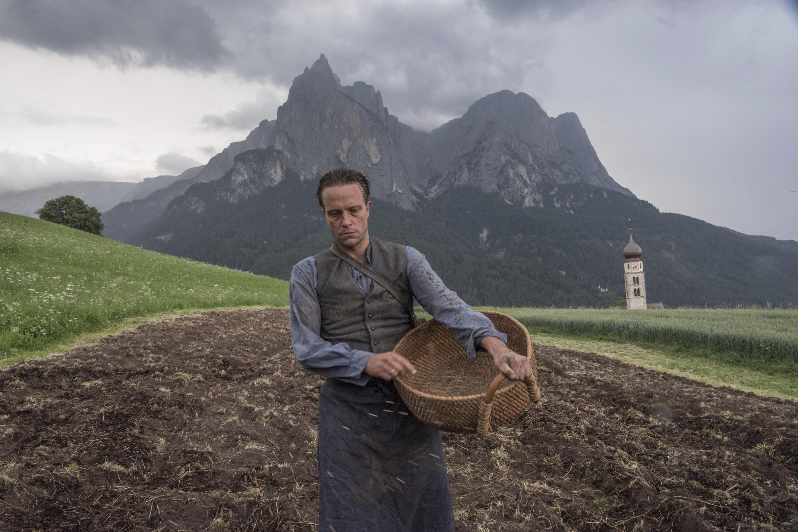 A Hidden Life review – Terrence Malick's homage to an Austrian conscientious objector