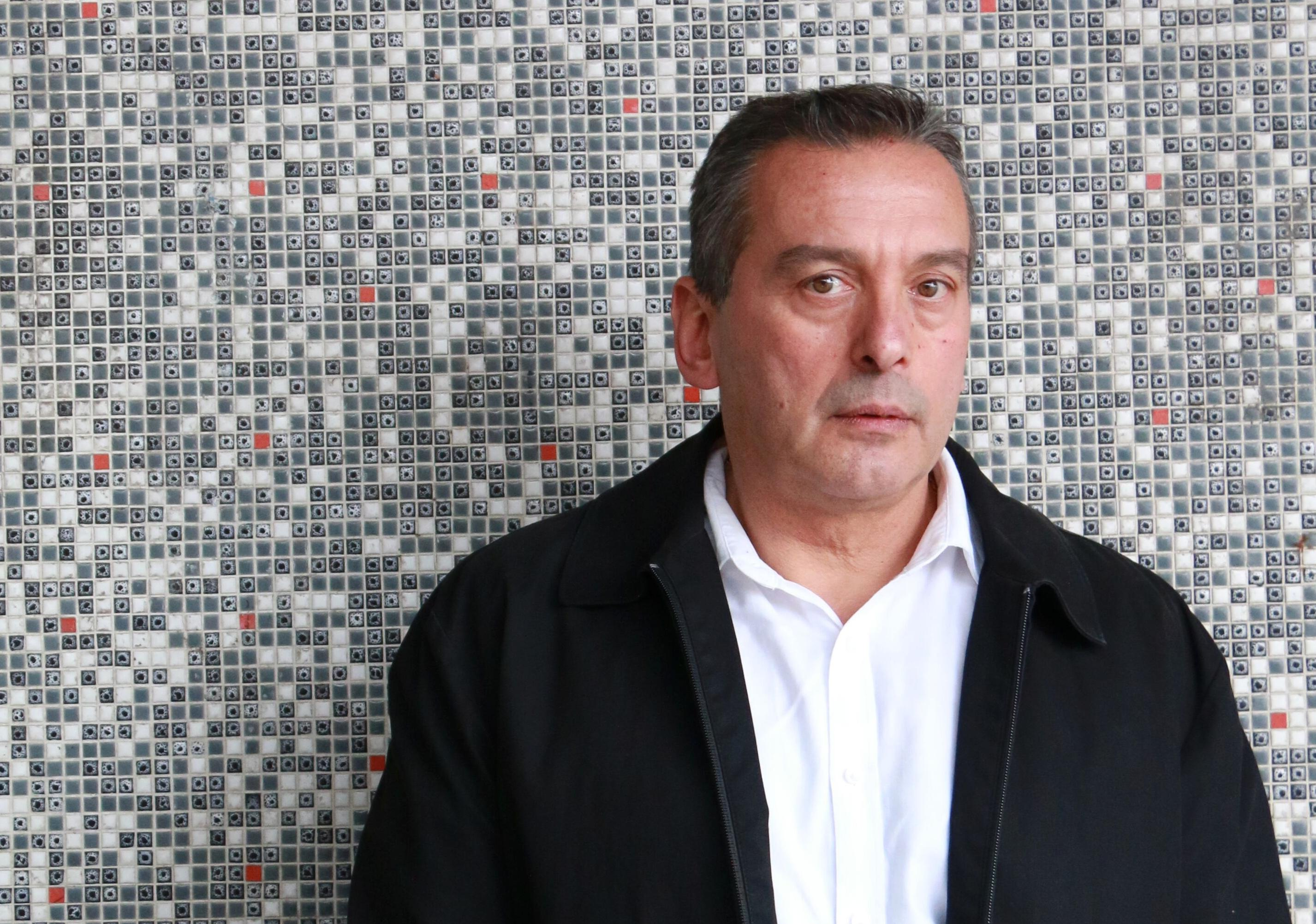 Christos Tsiolkas on Jesus, sex and the power of doubt: 'I get shivers when I think about it'