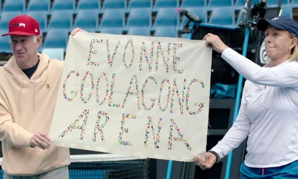 Navratilova and McEnroe say sorry but it's time Margaret Court did the same