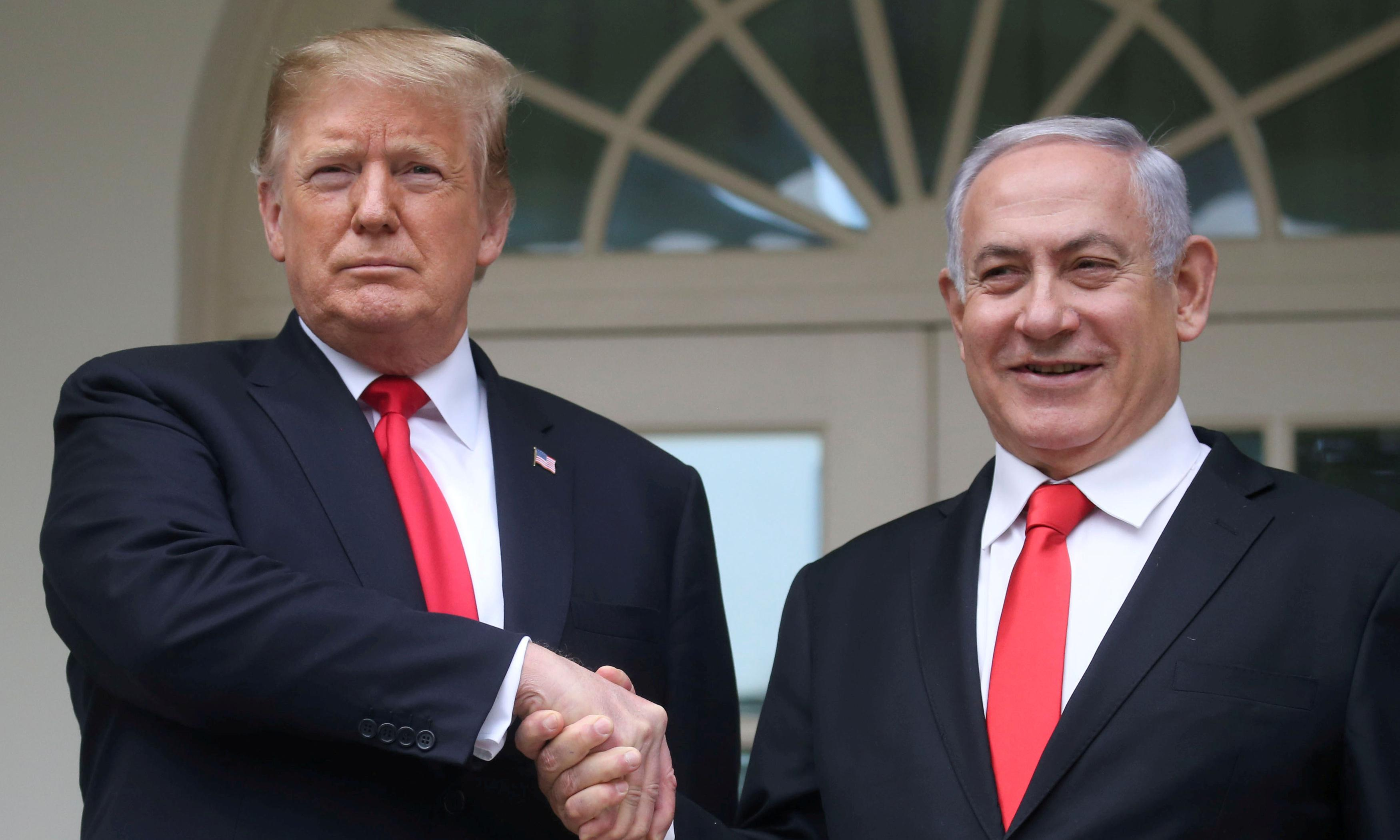 Israel plans to name settlement on occupied land after Trump