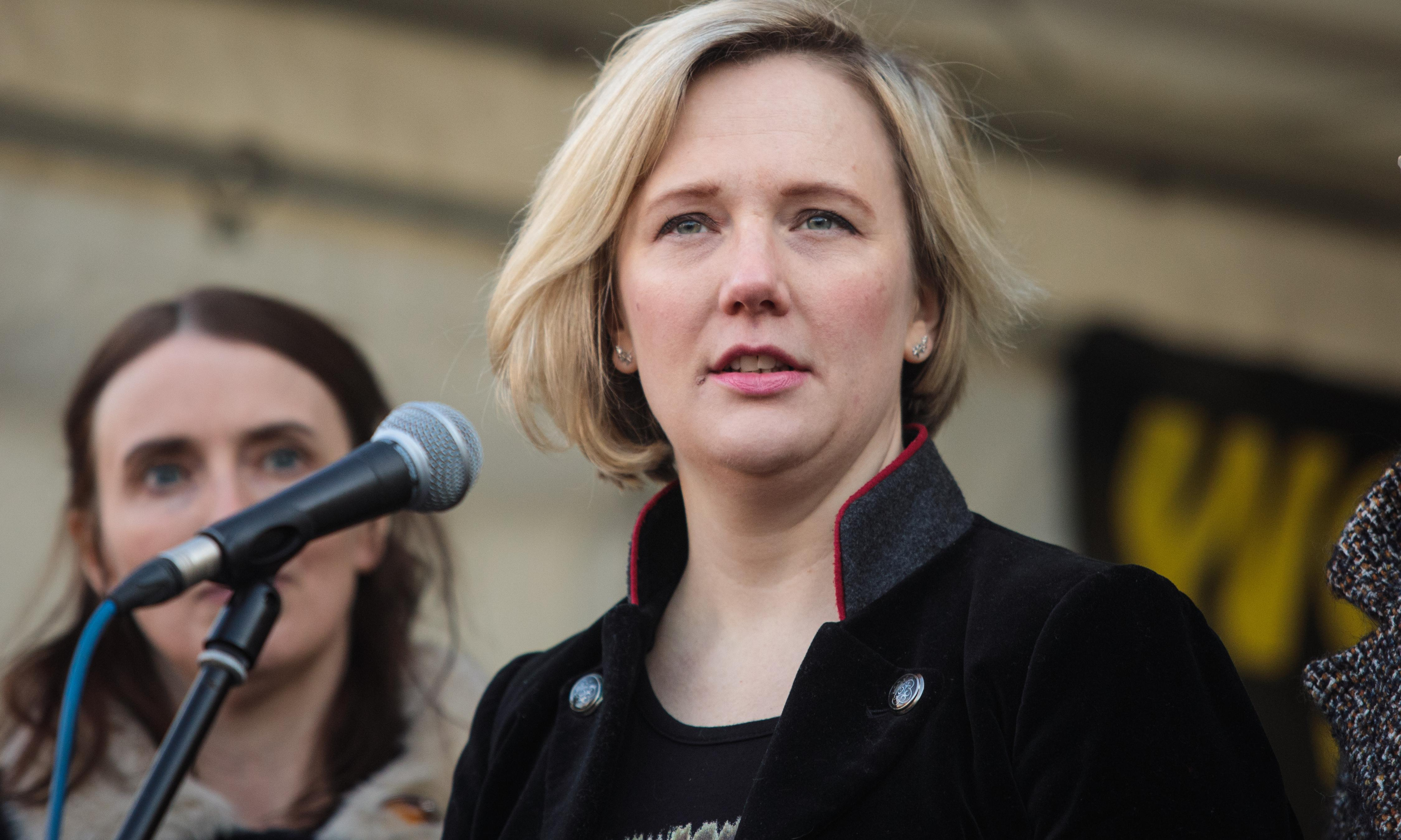 Stella Creasy: MPs' standards authority does not recognise maternity leave