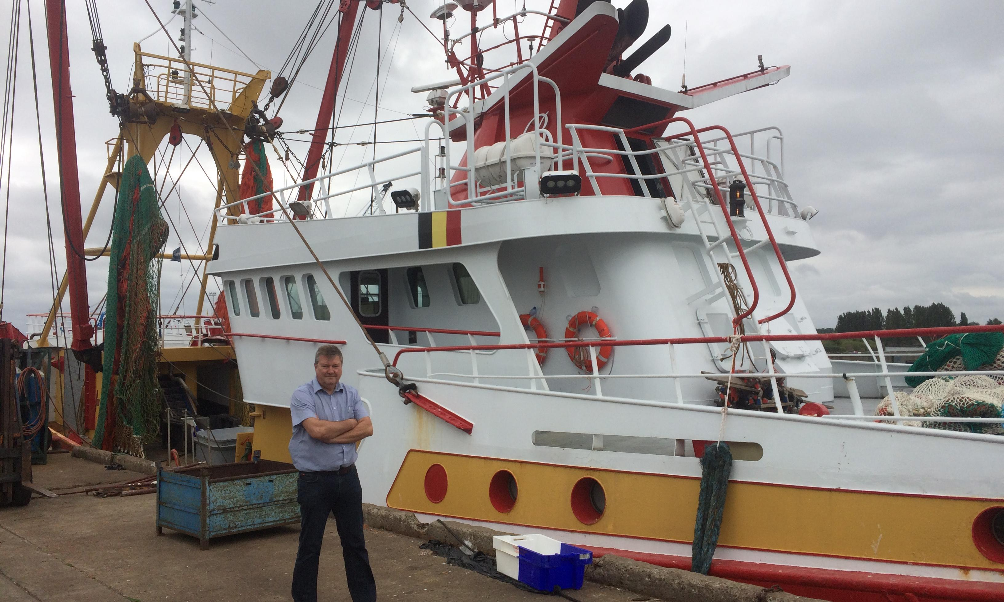 So long and thanks for the fish: EU trawlers set new course post-Brexit